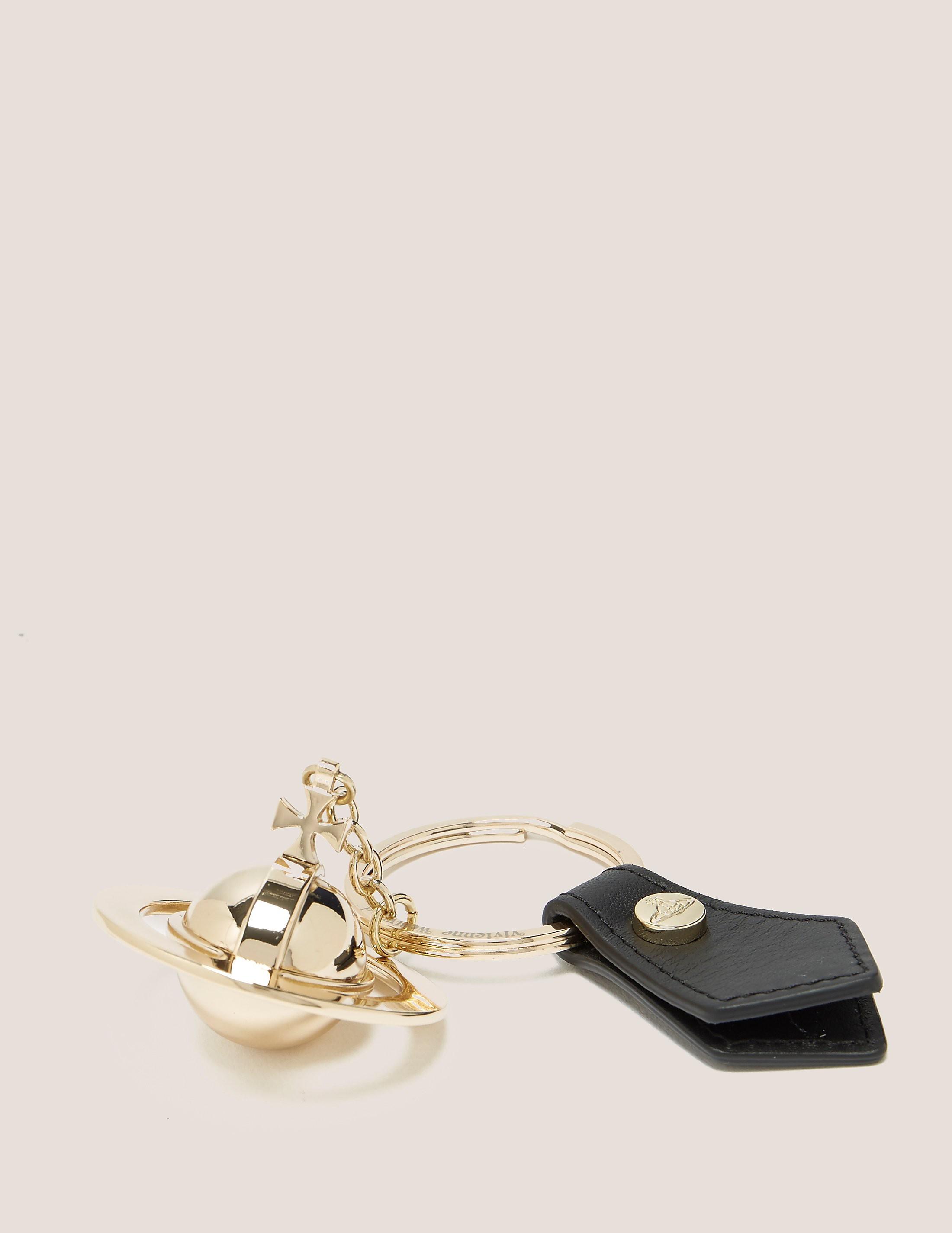 Vivienne Westwood 3D Orb Keychain