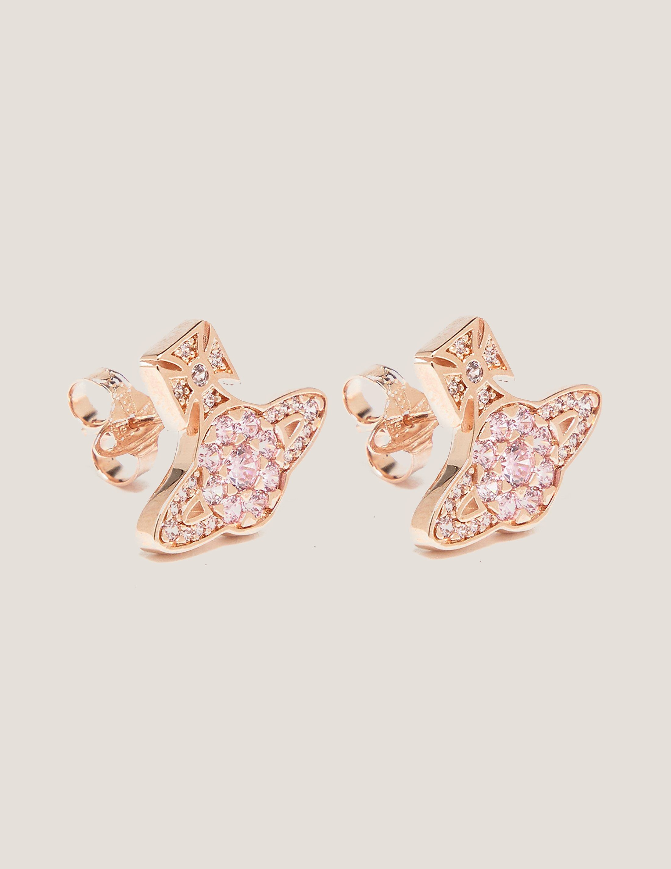 Vivienne Westwood Anatoly Orb Earrings