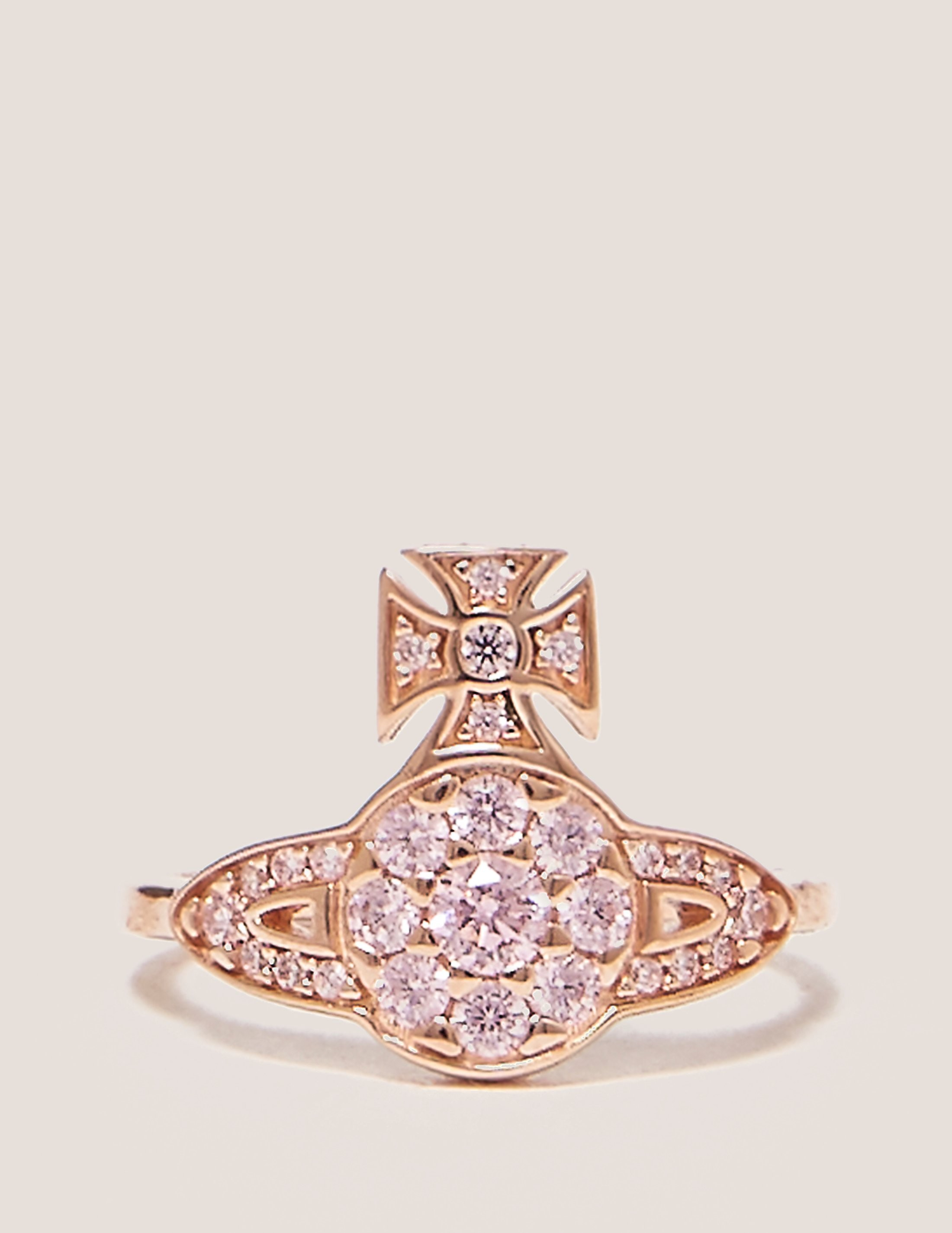 Vivienne Westwood Anatoly Orb Ring