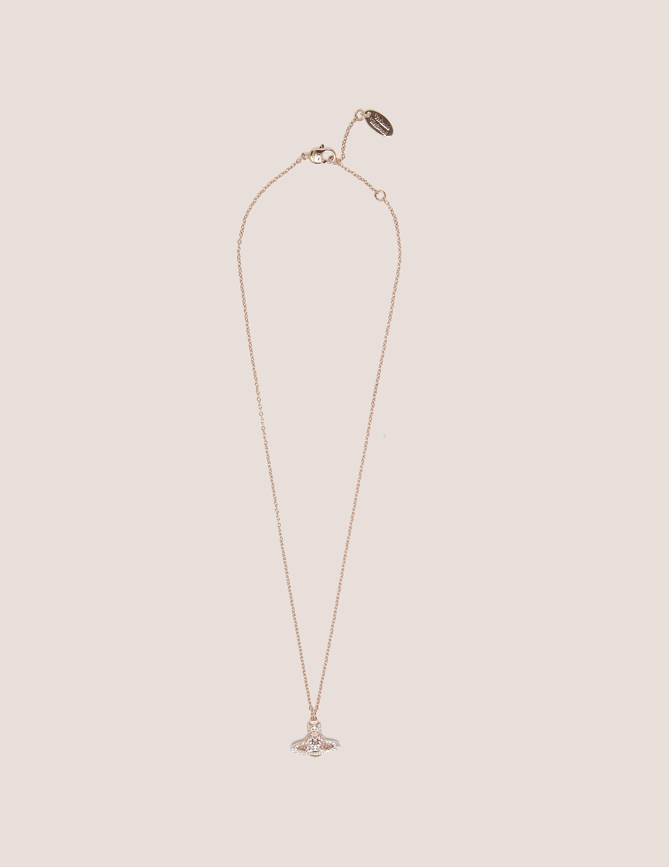 Vivienne Westwood Clotilde Orb Pendant Necklace