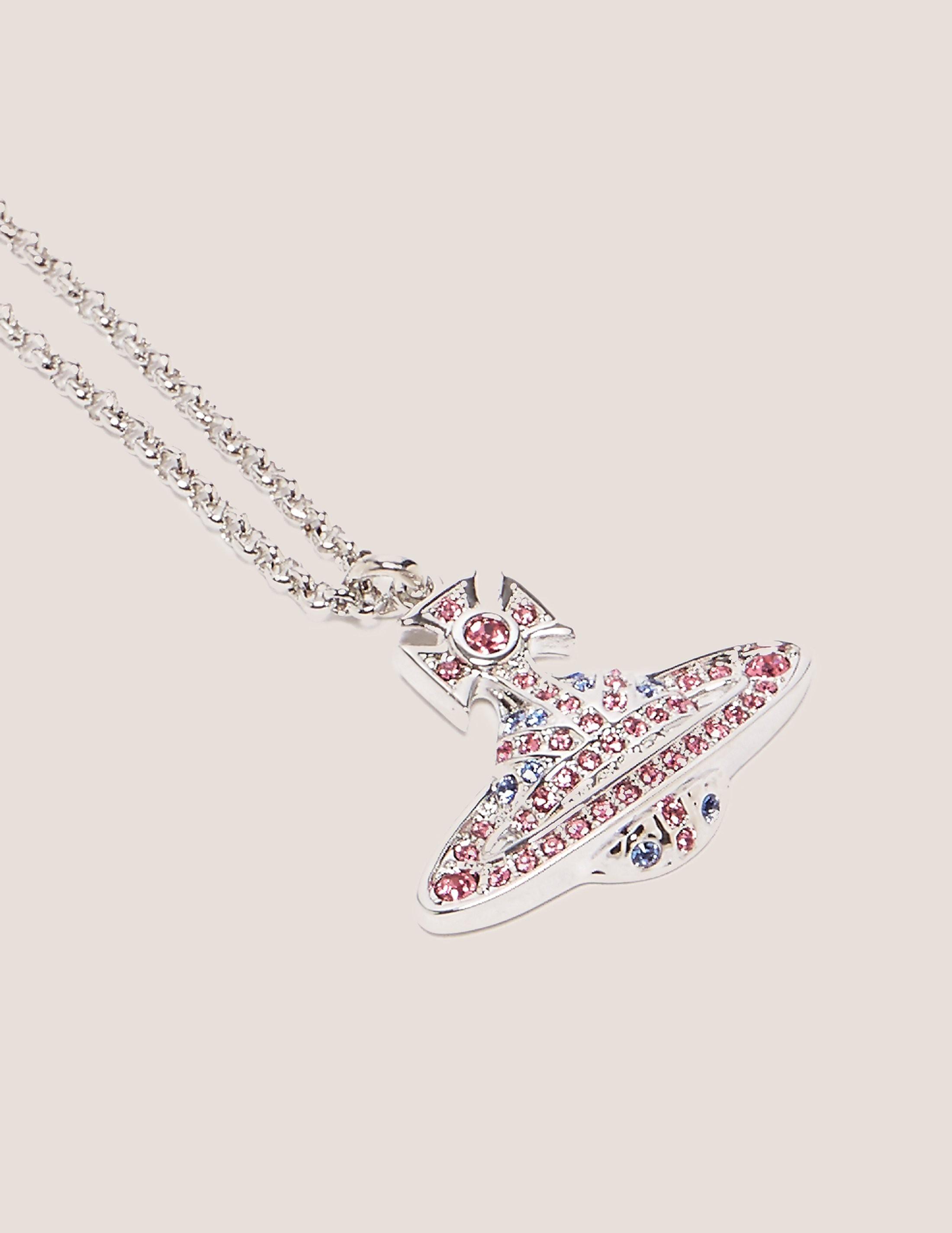 Vivienne Westwood Jack Pendant Necklace