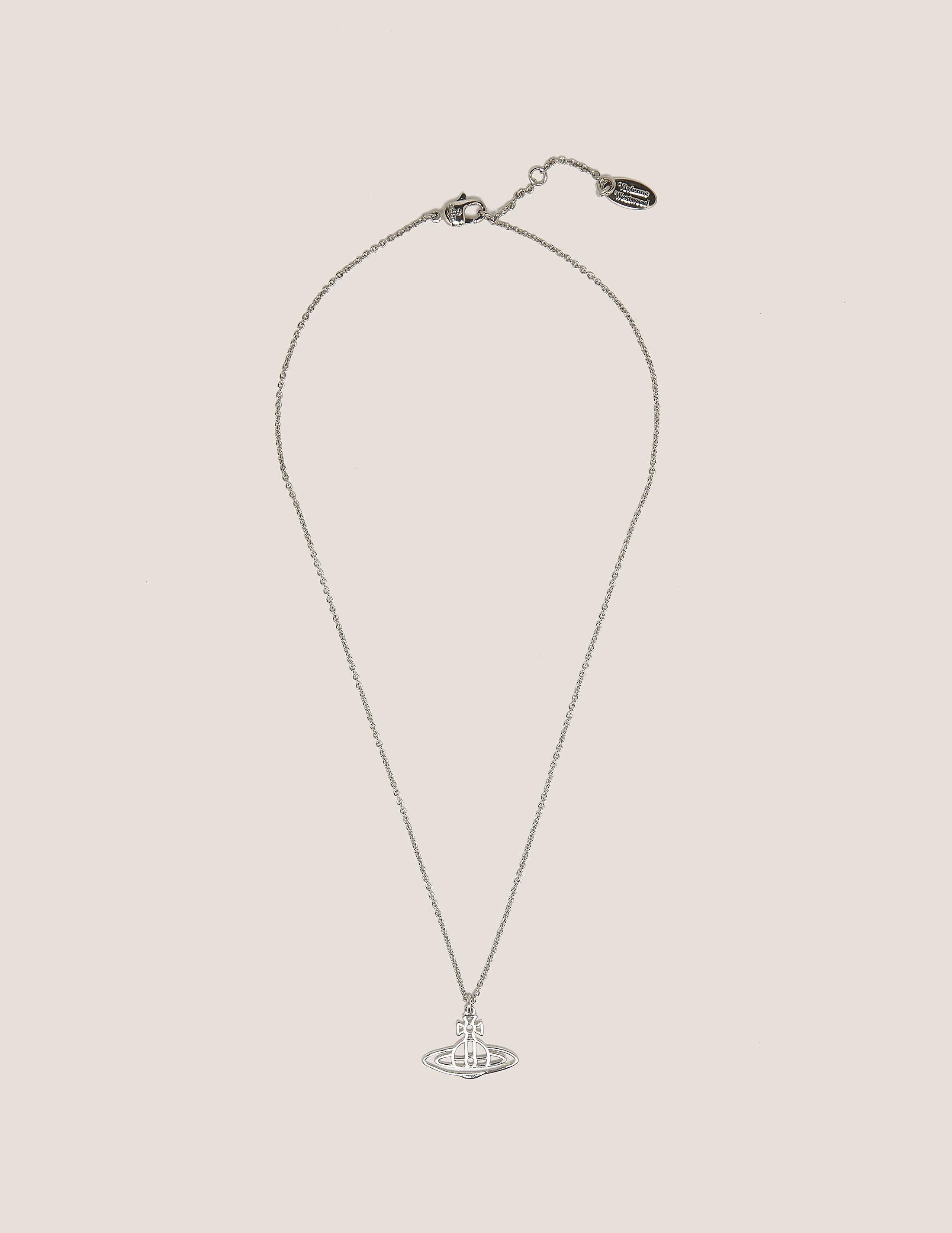 Vivienne Westwood Thin Lines Orb Pendant