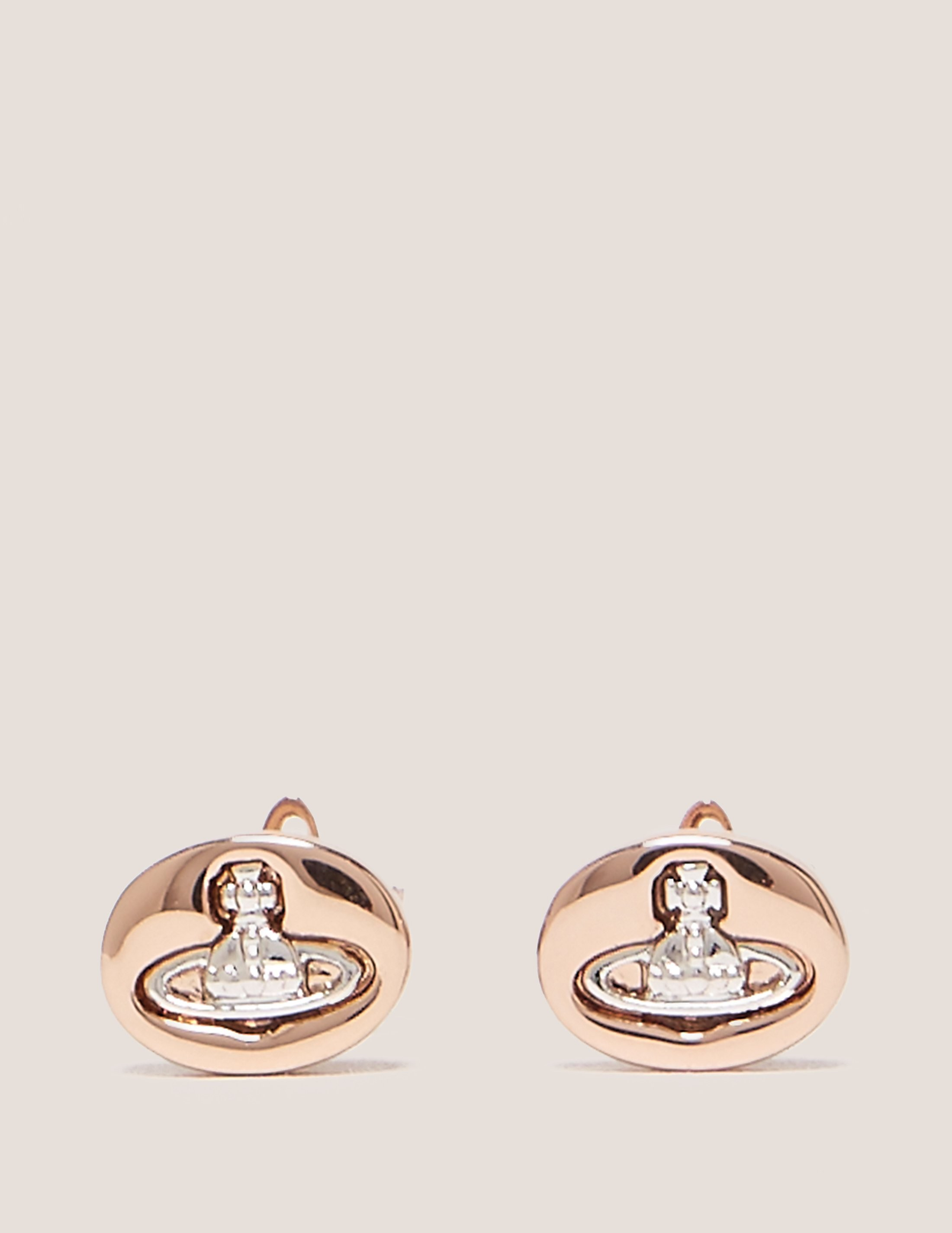 Vivienne Westwood Embossed Earrings