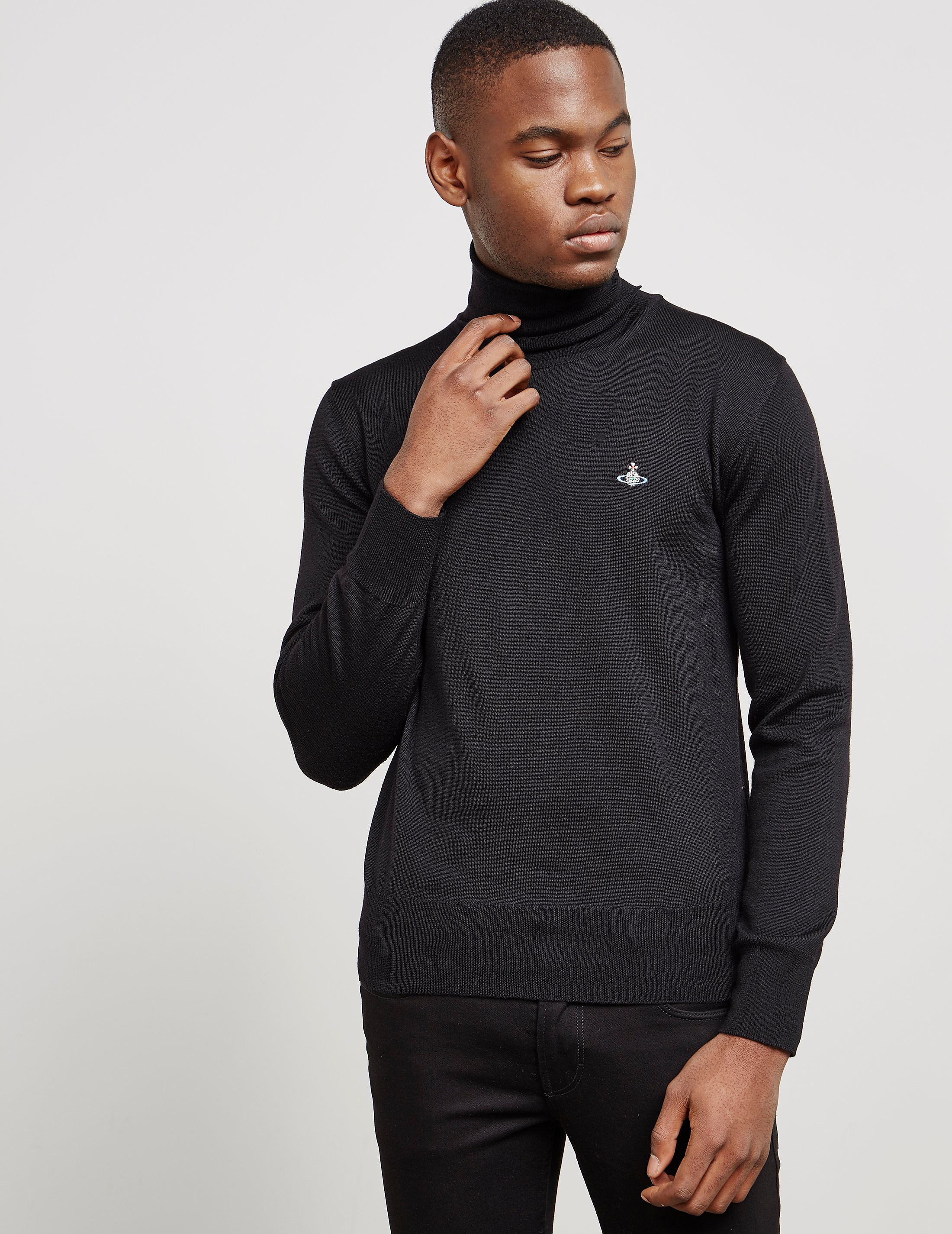 Vivienne Westwood Turtle Neck Knit