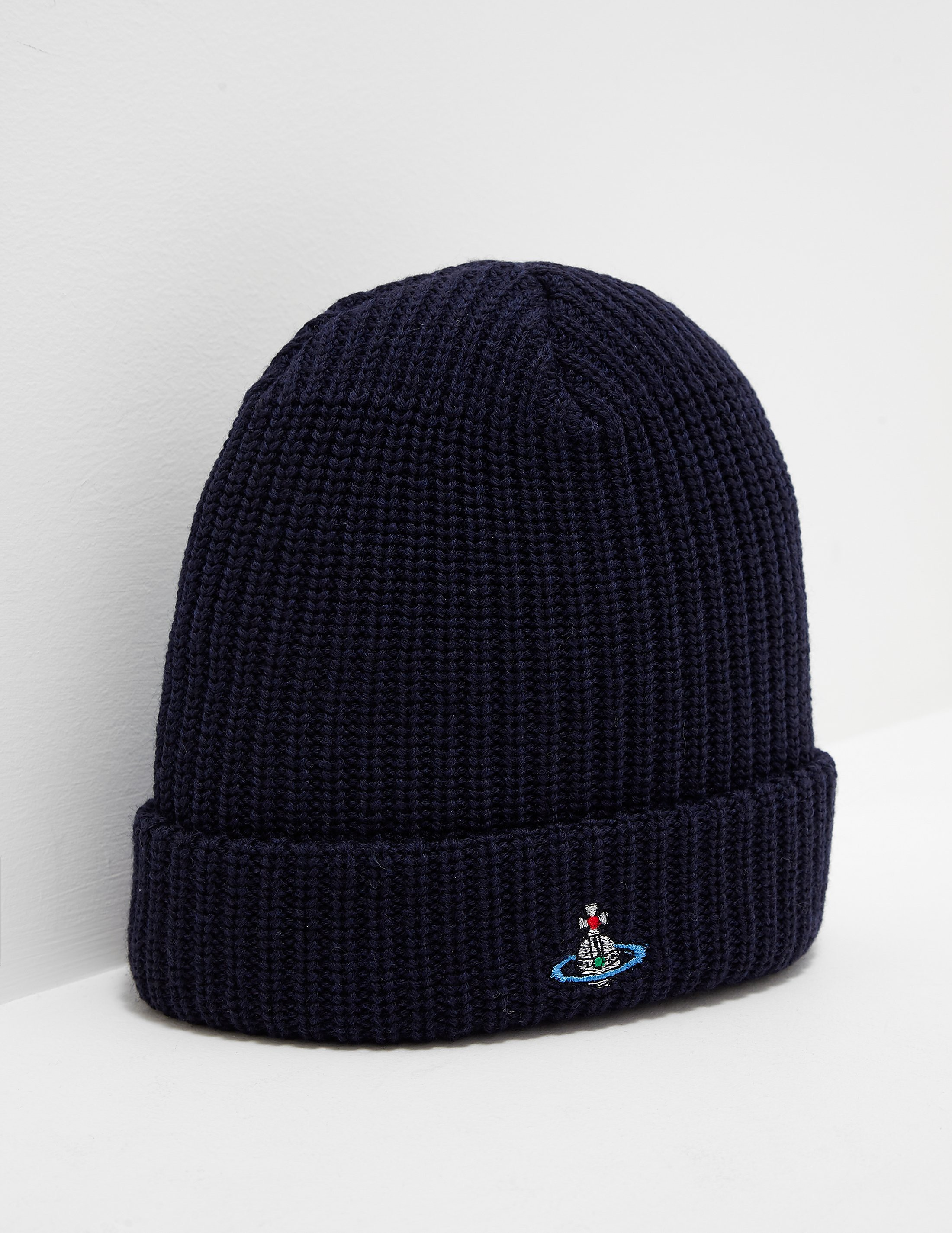 Vivienne Westwood Orb Knitted Beanie - Online Exclusive