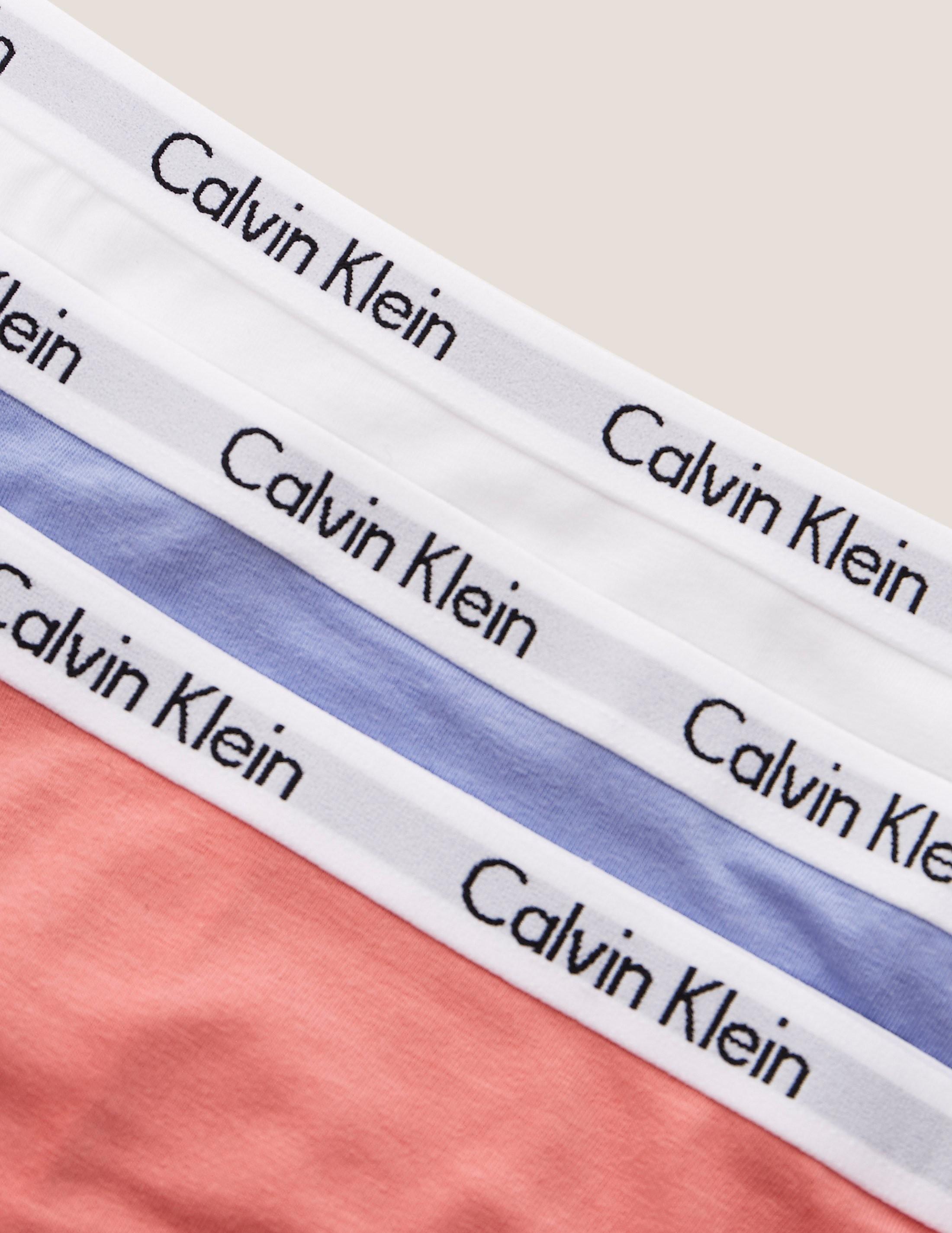 Calvin Klein 3-Pack Bikini