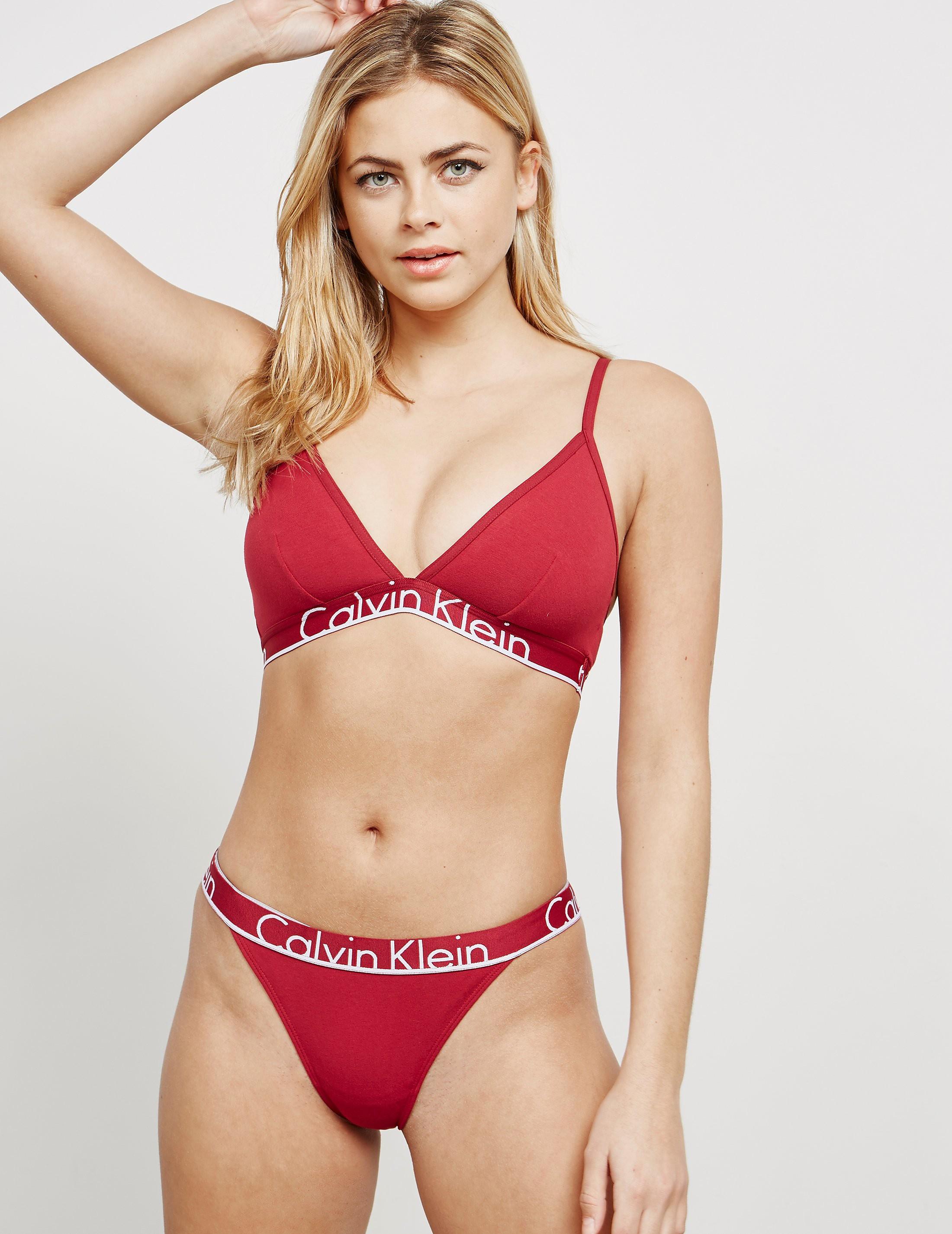 Calvin Klein Bra and Bikini Gift Set
