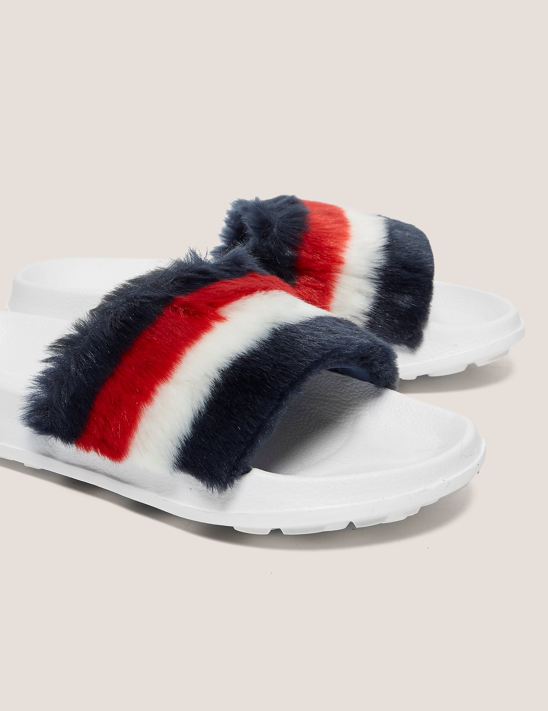 Tommy Hilfiger Mae Slides Women's