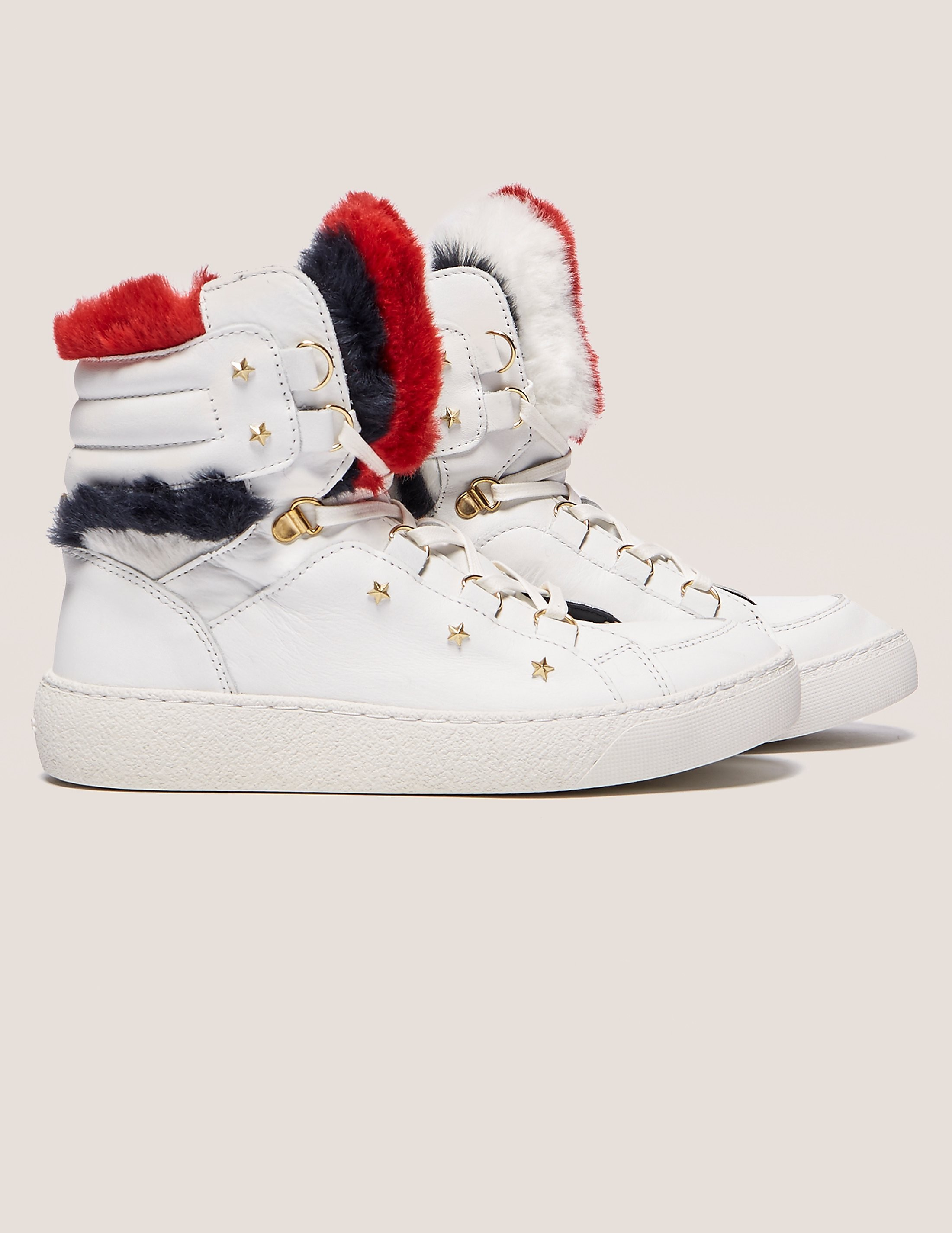 Tommy Hilfiger Suzie Mid Trainers