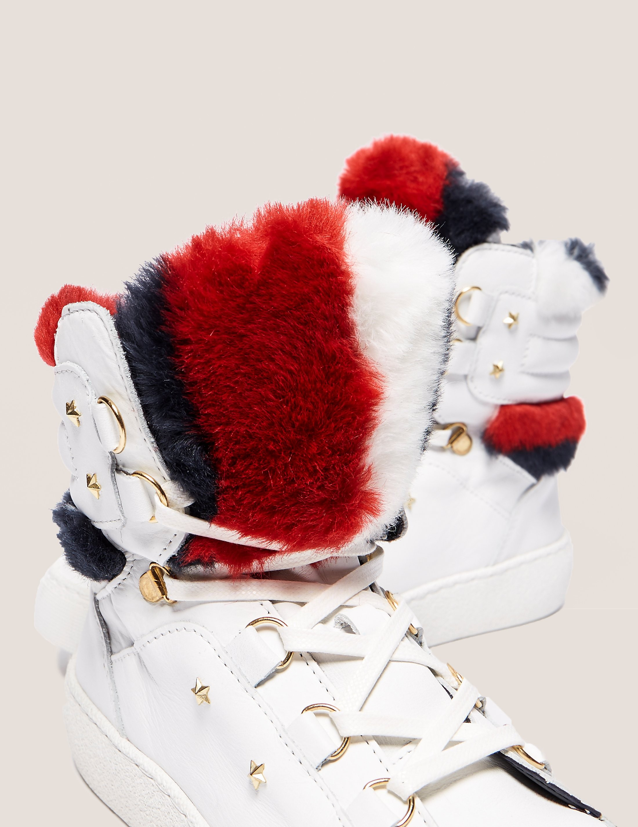 Tommy Hilfiger Suzie Mid Trainers - Online Exclusive