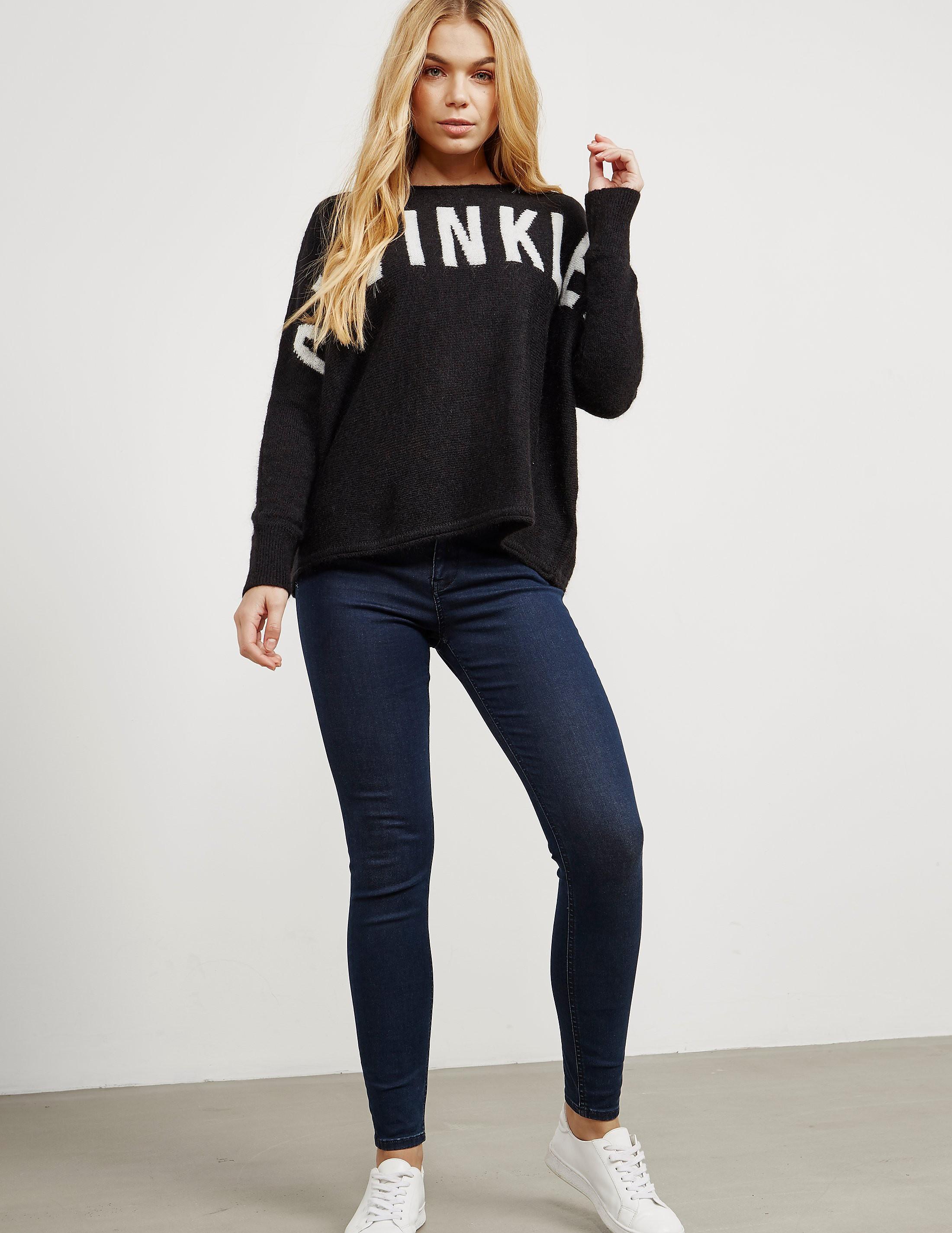 Calvin Klein Sari Knitted Jumper