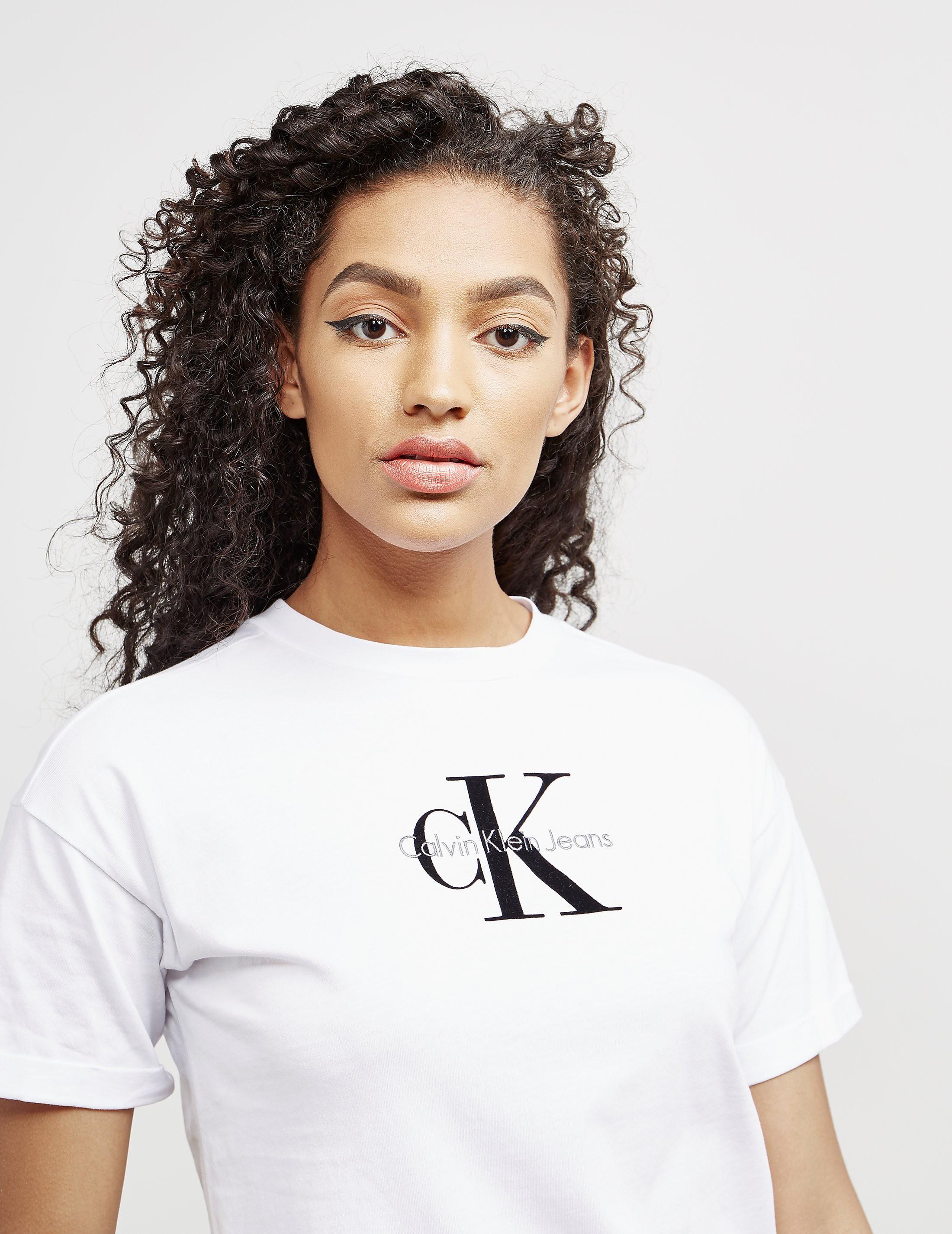 Calvin Klein Teco II Icon Short Sleeve T-Shirt