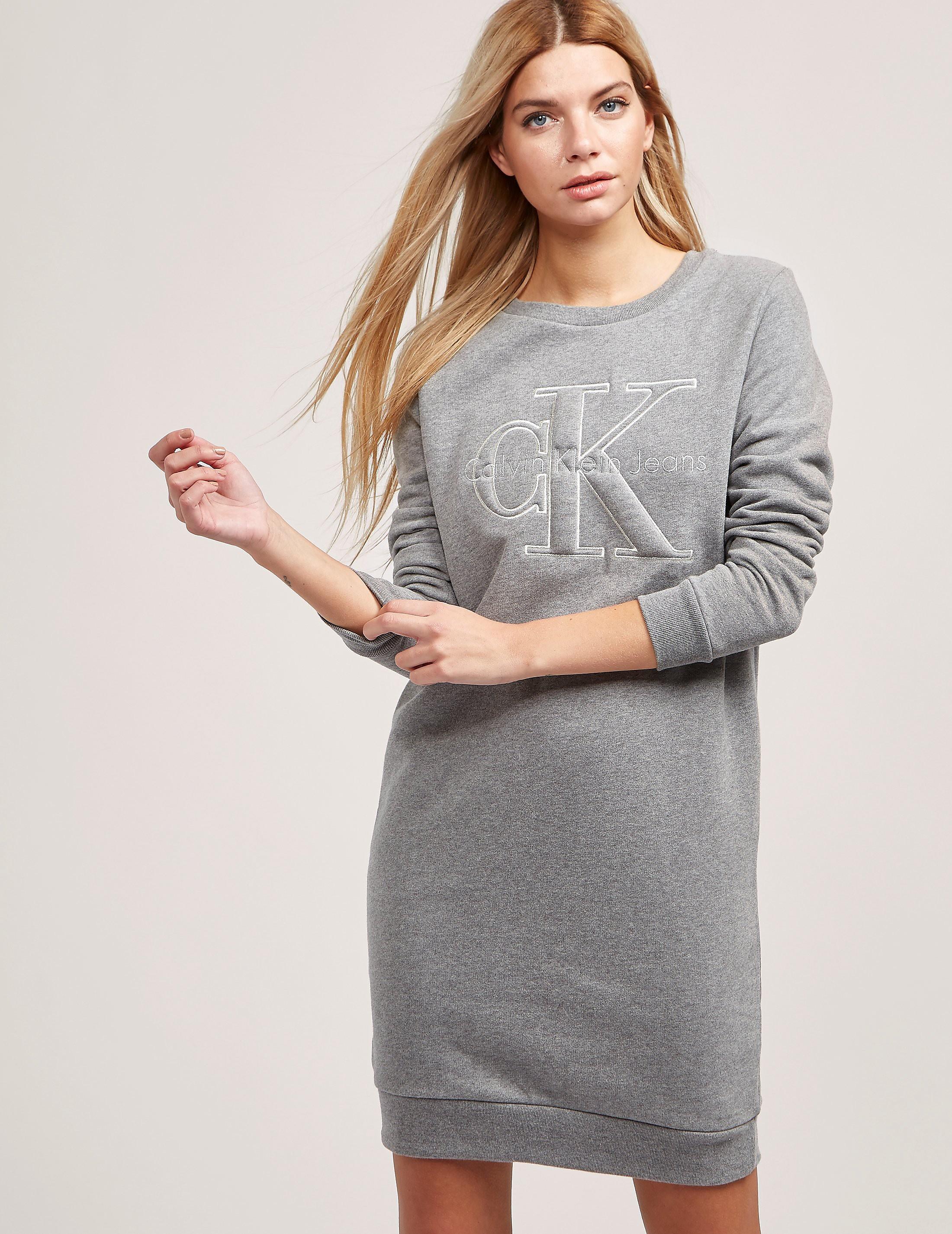 Calvin Klein Dalis Sweatshirt Dress