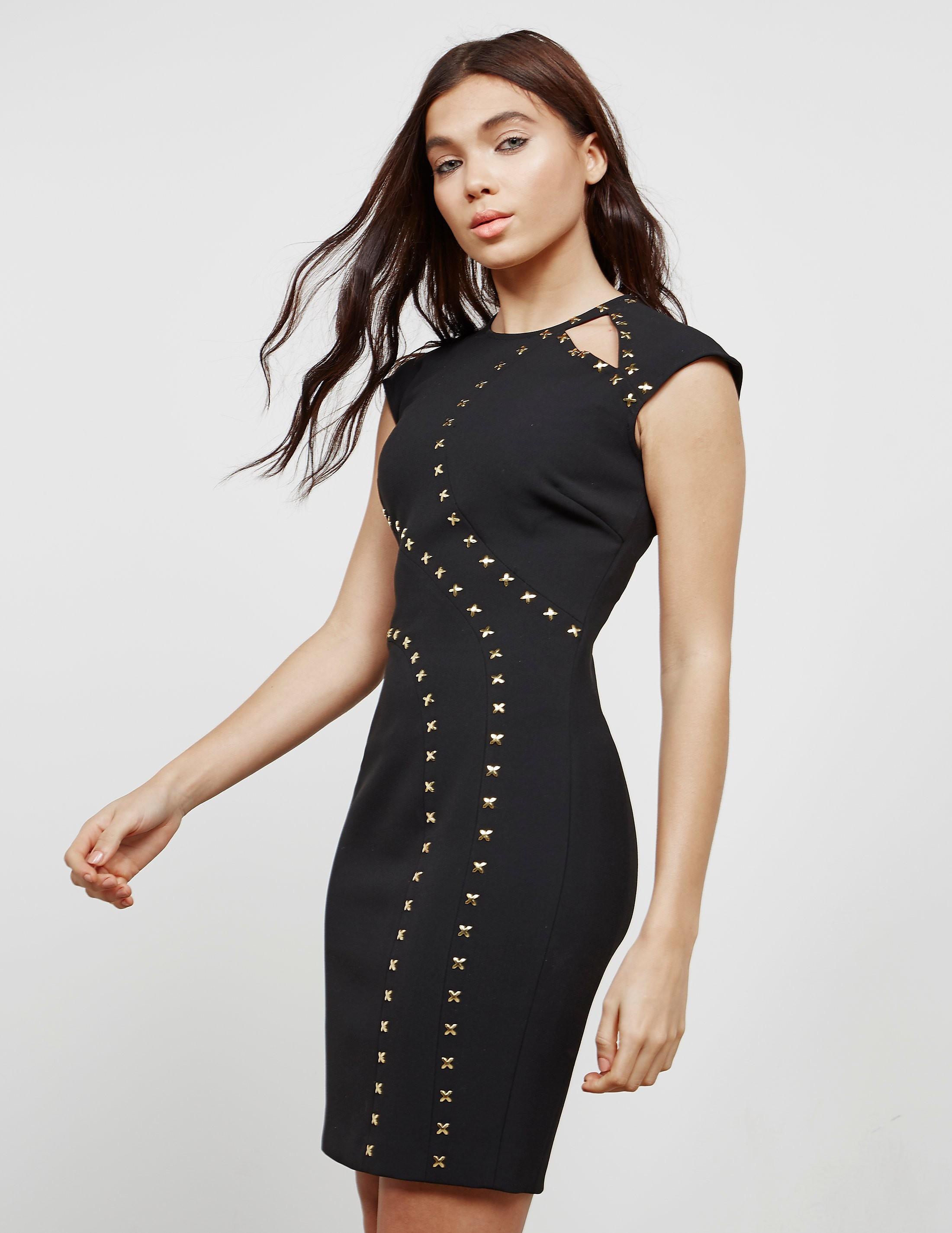 Versace Stud Dress