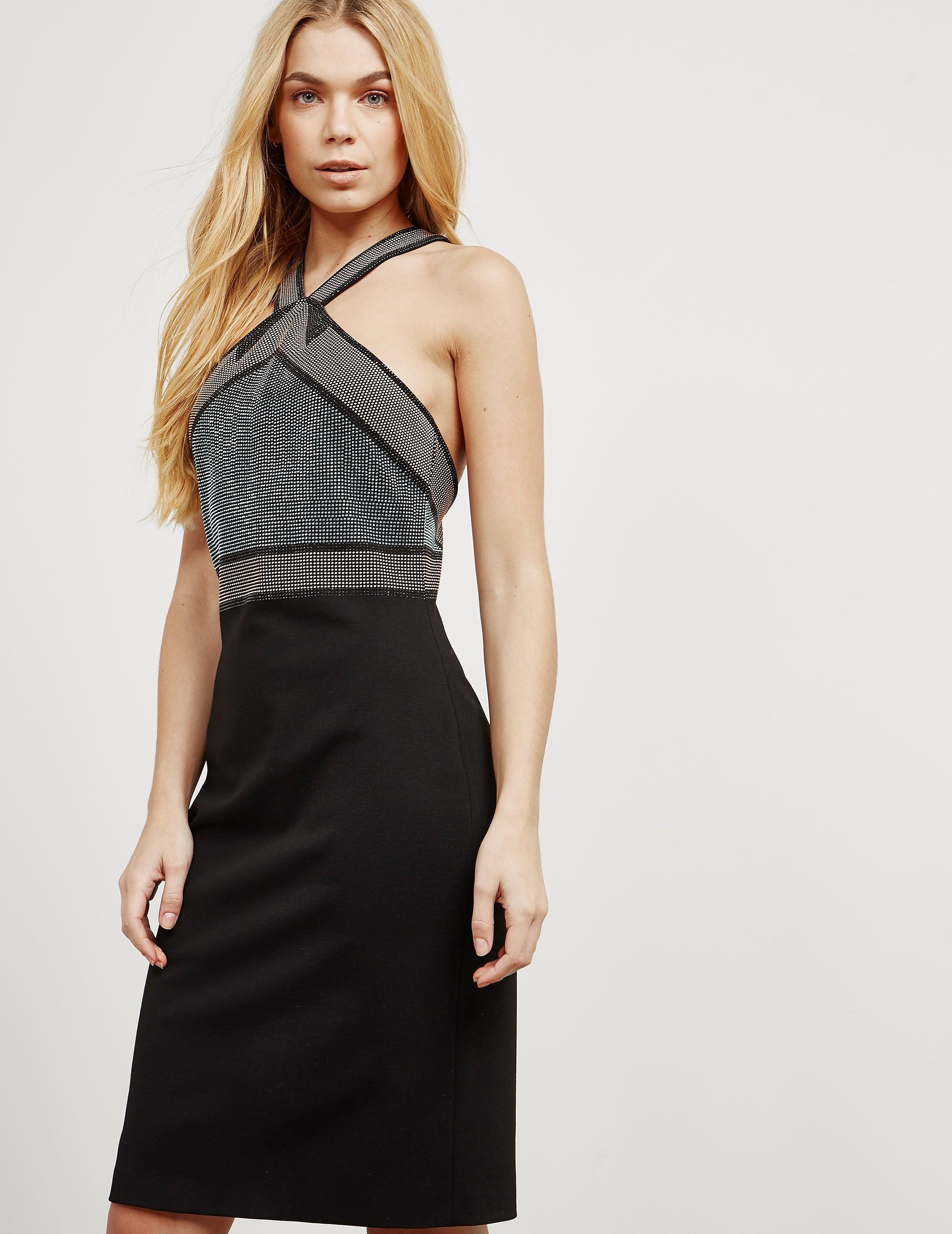 Versace Halterneck Dress