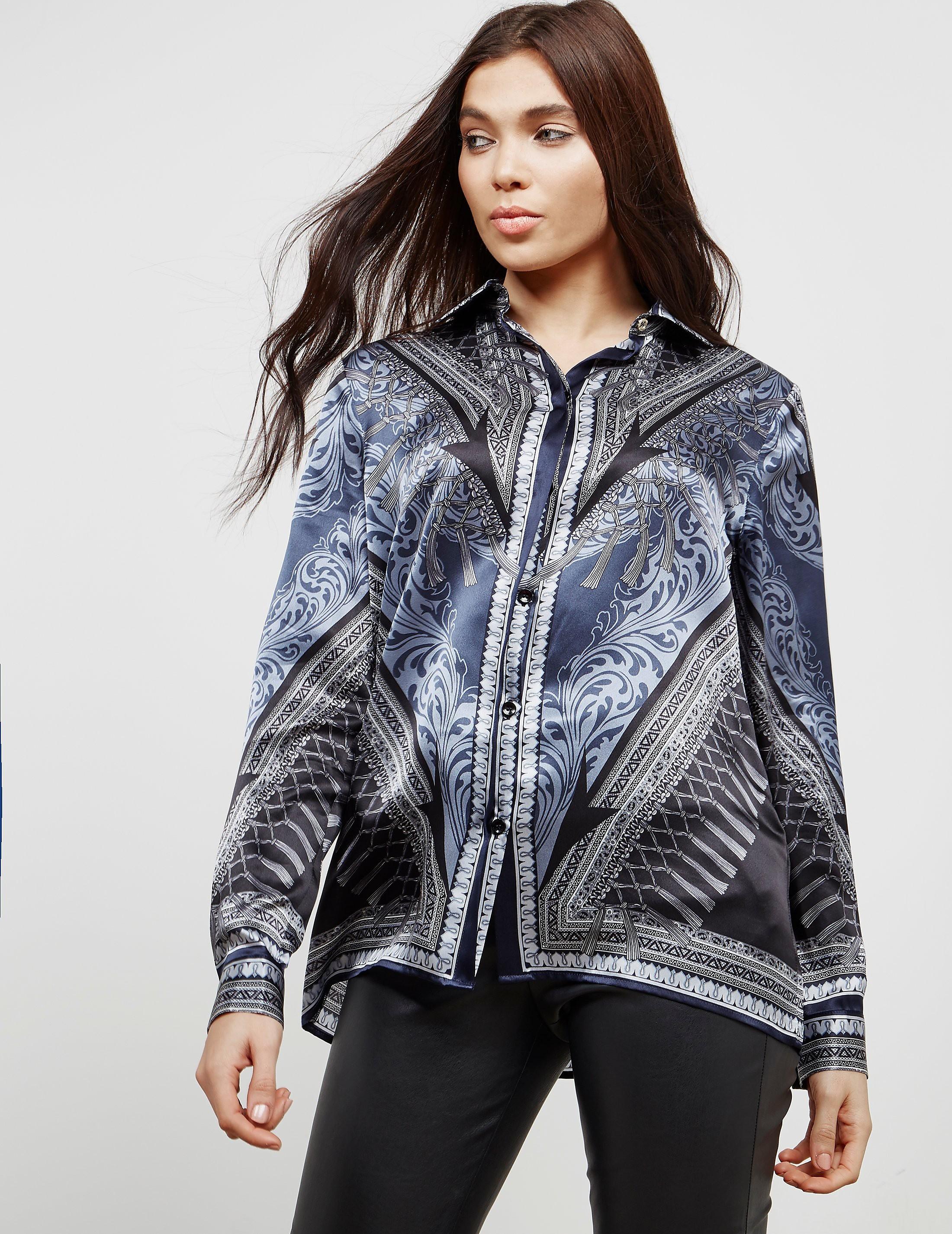 Versace Stampa Long Sleeve Shirt