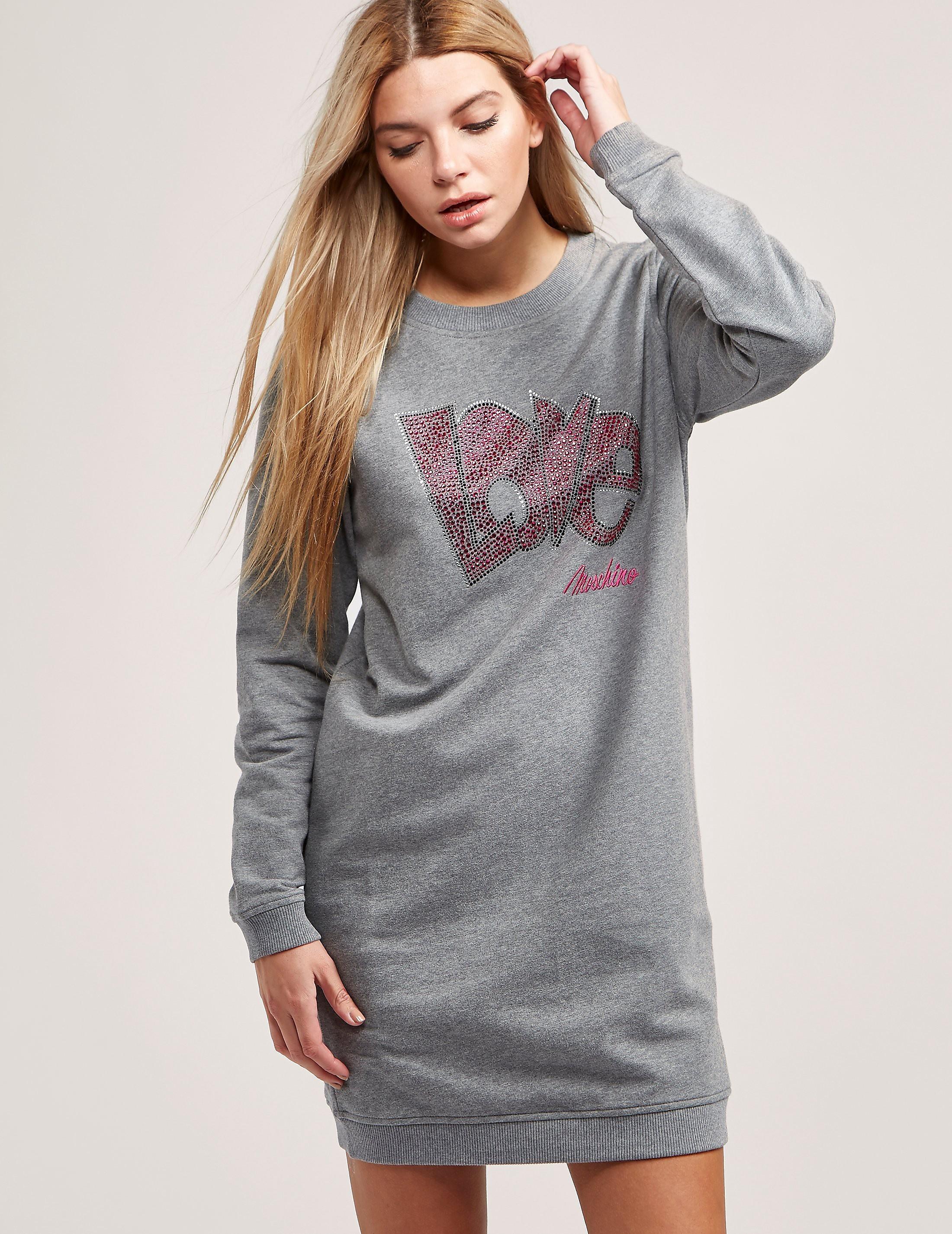 Love Moschino Sweater Dress