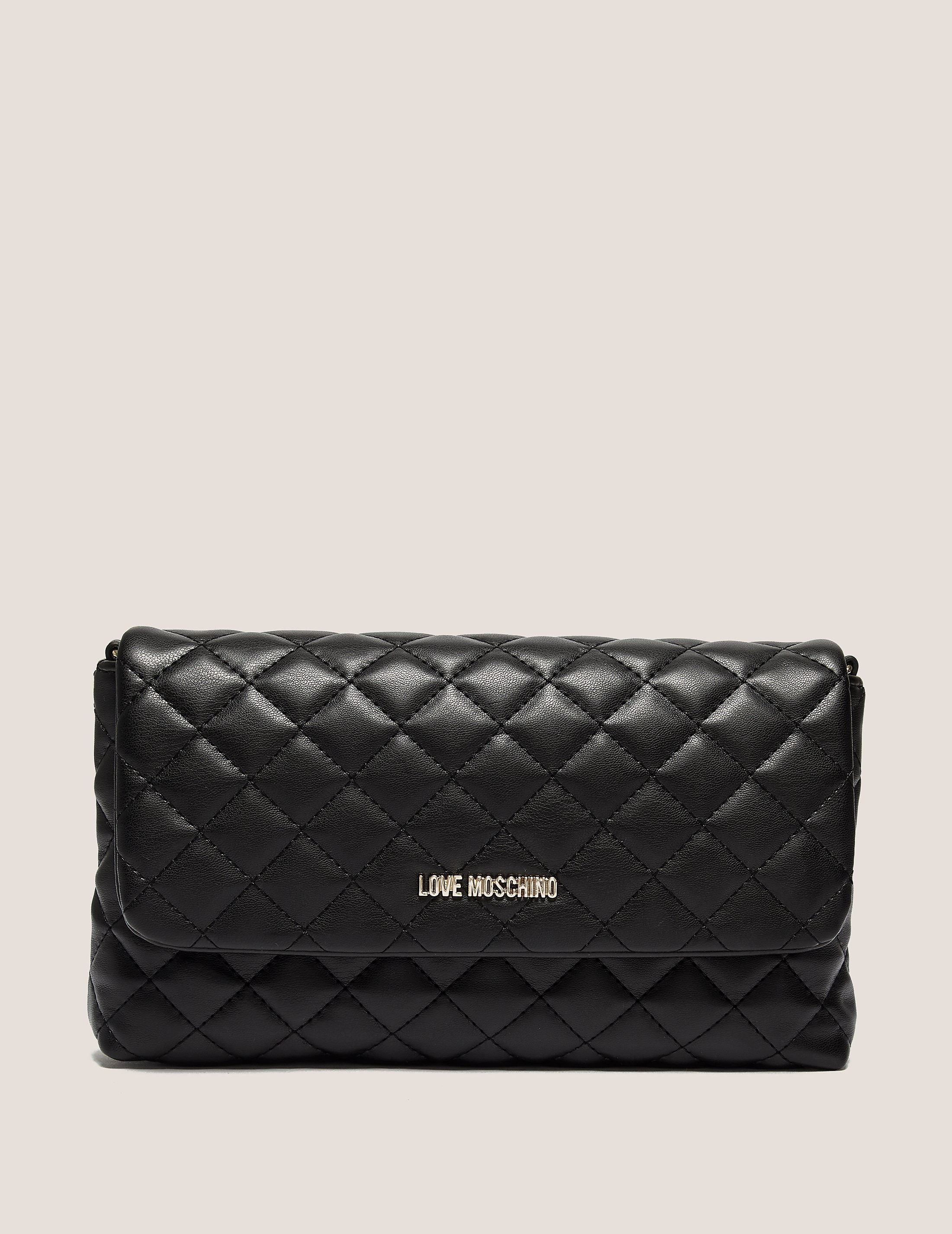 Love Moschino Mini Chain Quilted Bag