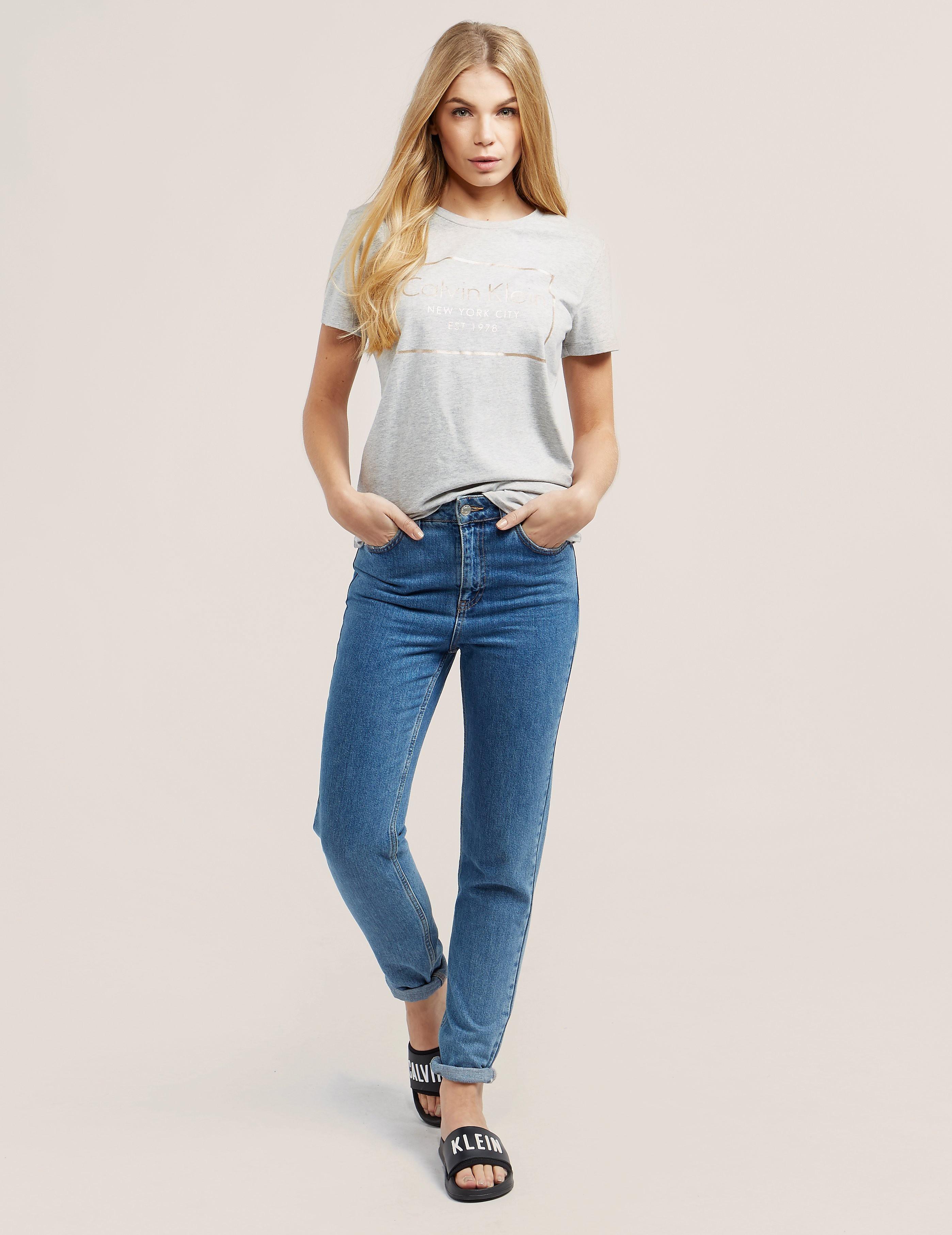 Calvin Klein Tanya Logo T-Shirt