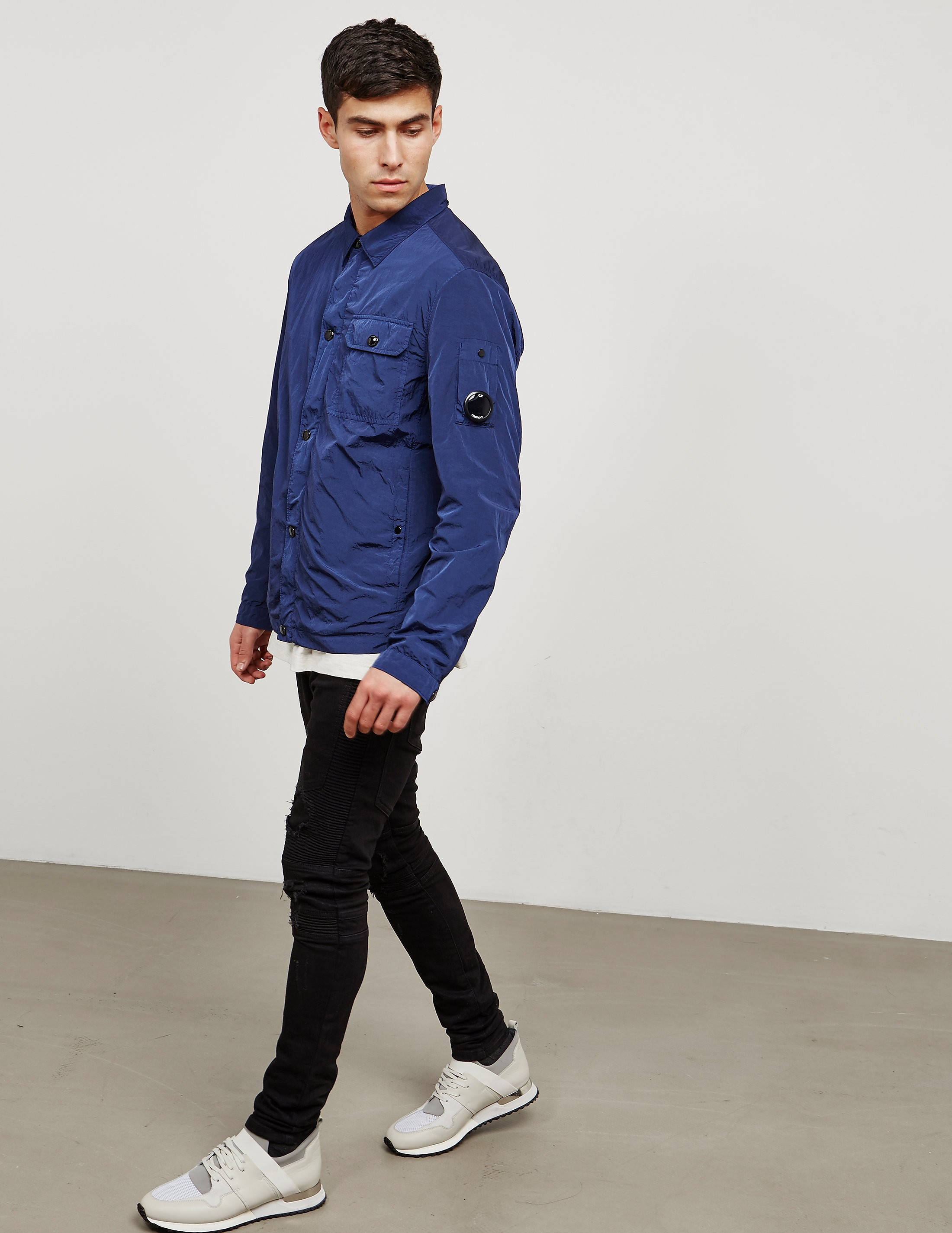 CP Company Garment Dyed Overshirt