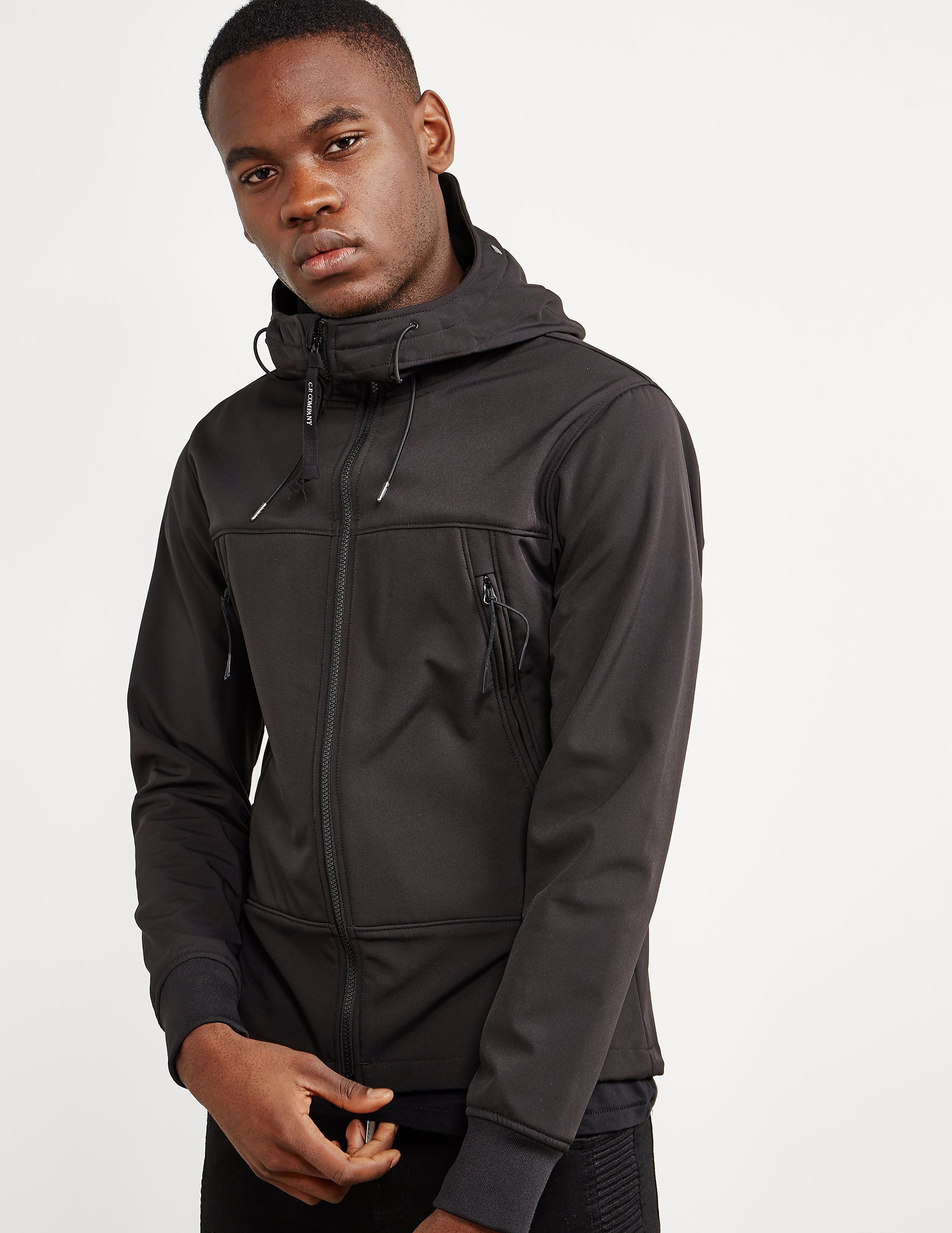 CP Company Shell Sweatshirt Jacket