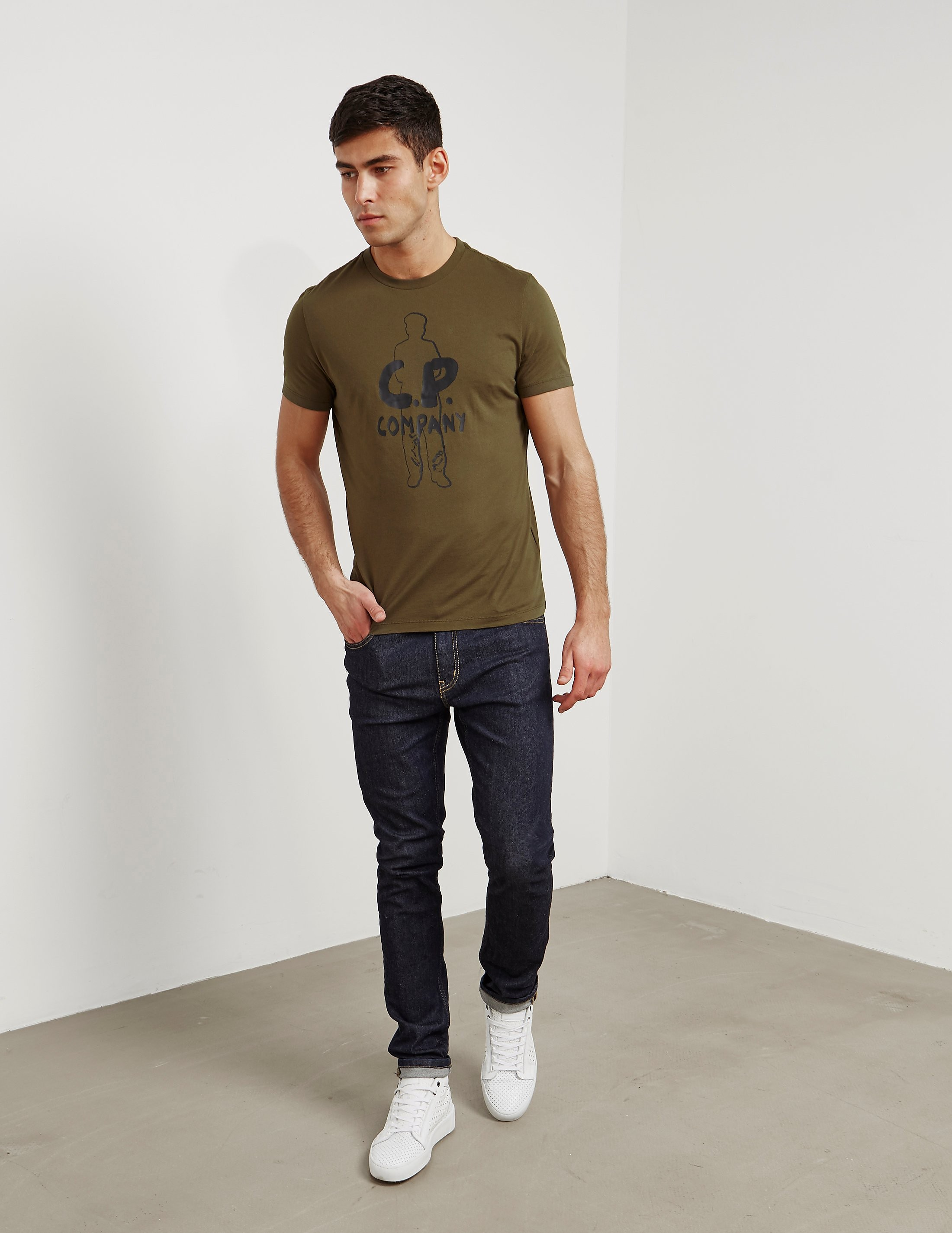CP Company Sailor Short Sleeve T-Shirt
