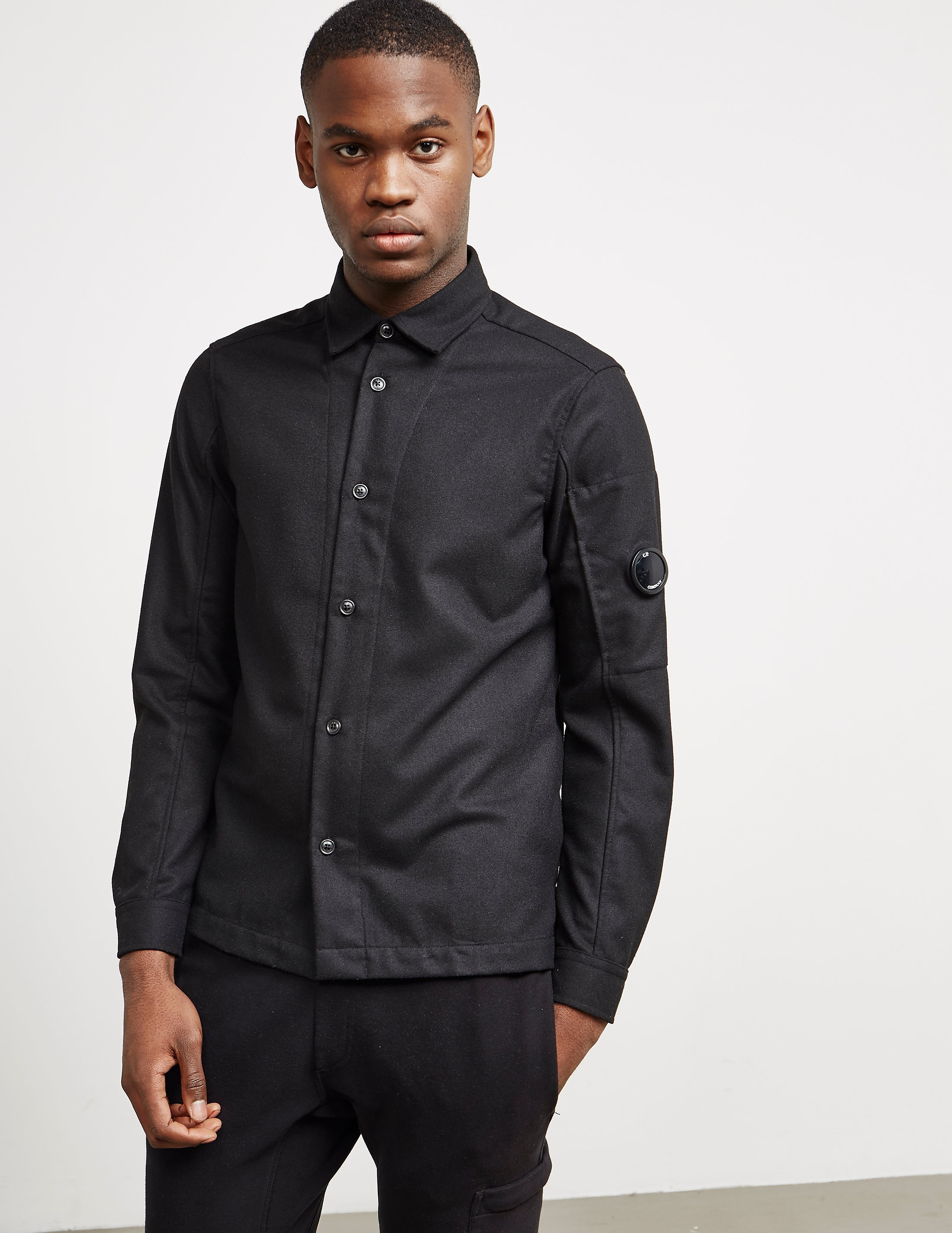 CP Company Lens Long Sleeve Shirt