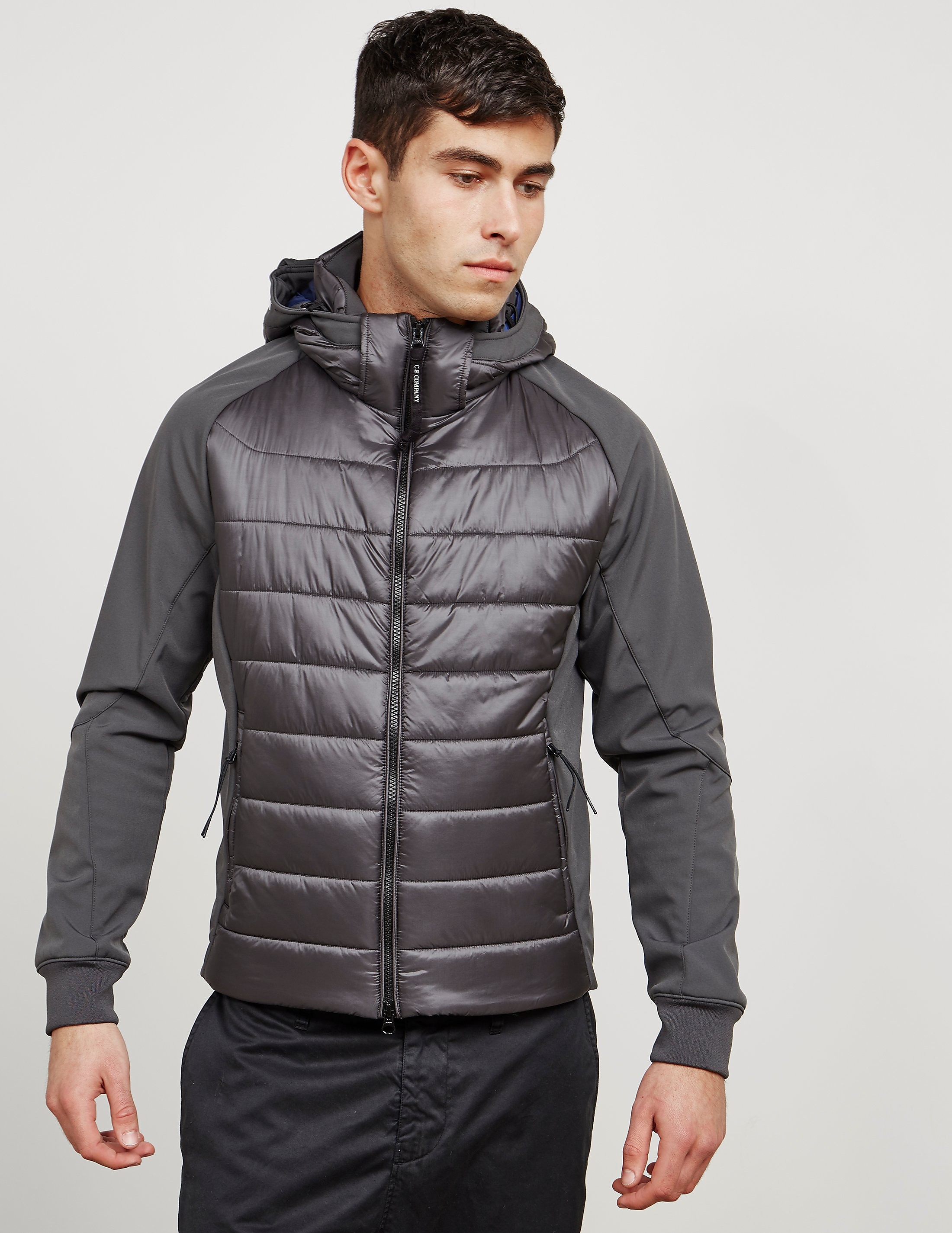 CP Company Quilted Hooded Jacket
