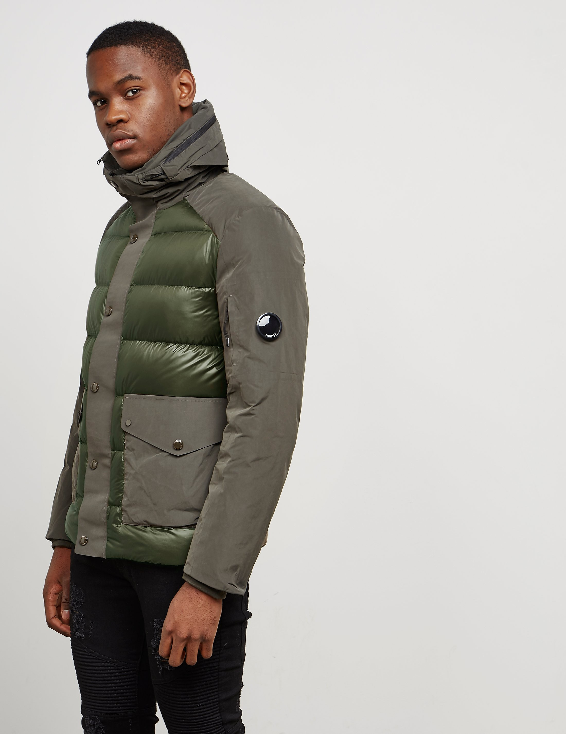 CP Company Quilted Padded Jacket