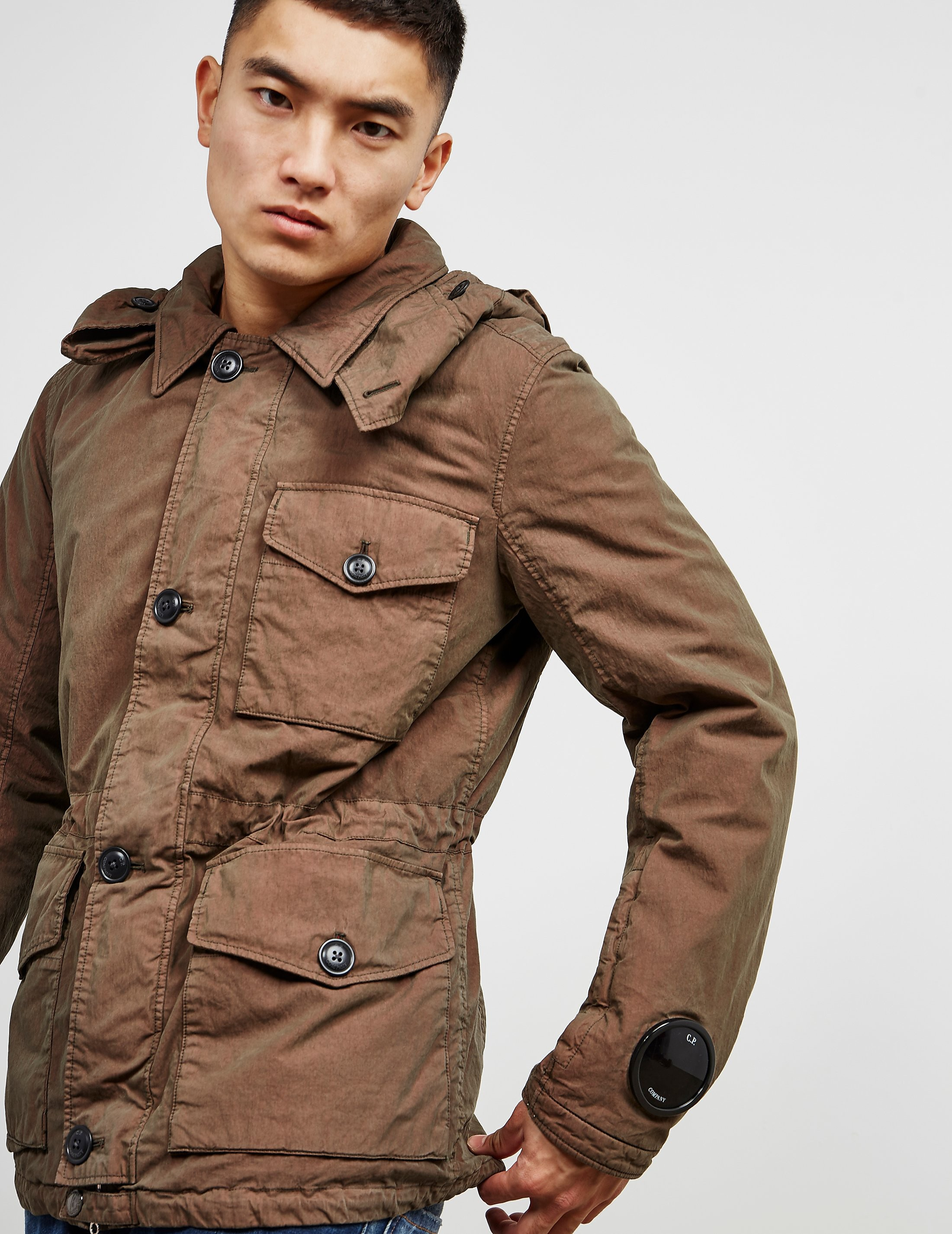 CP Company Mille Padded Jacket