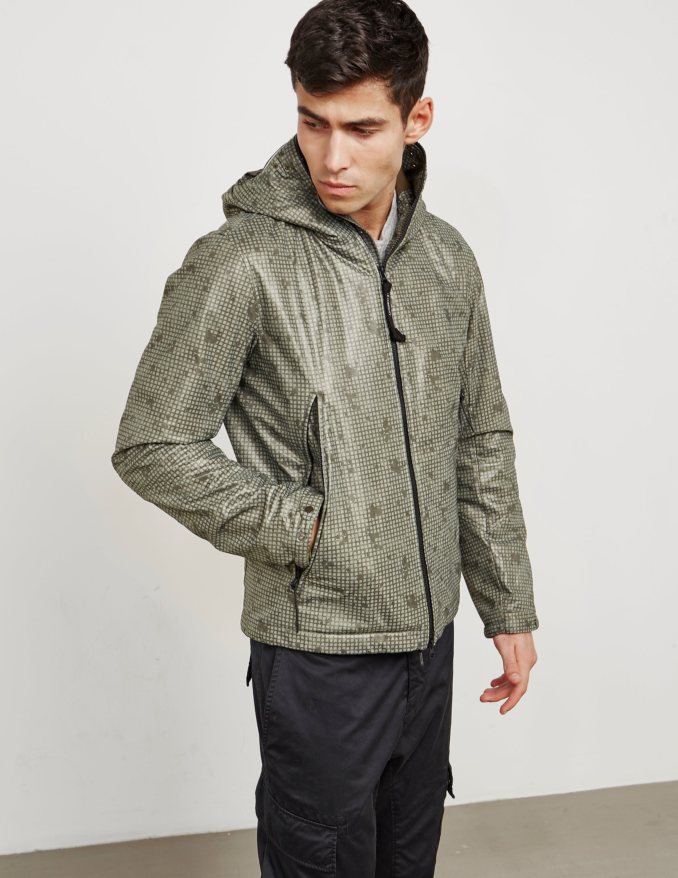 CP Company Camo Google Jacket - Online Exclusive