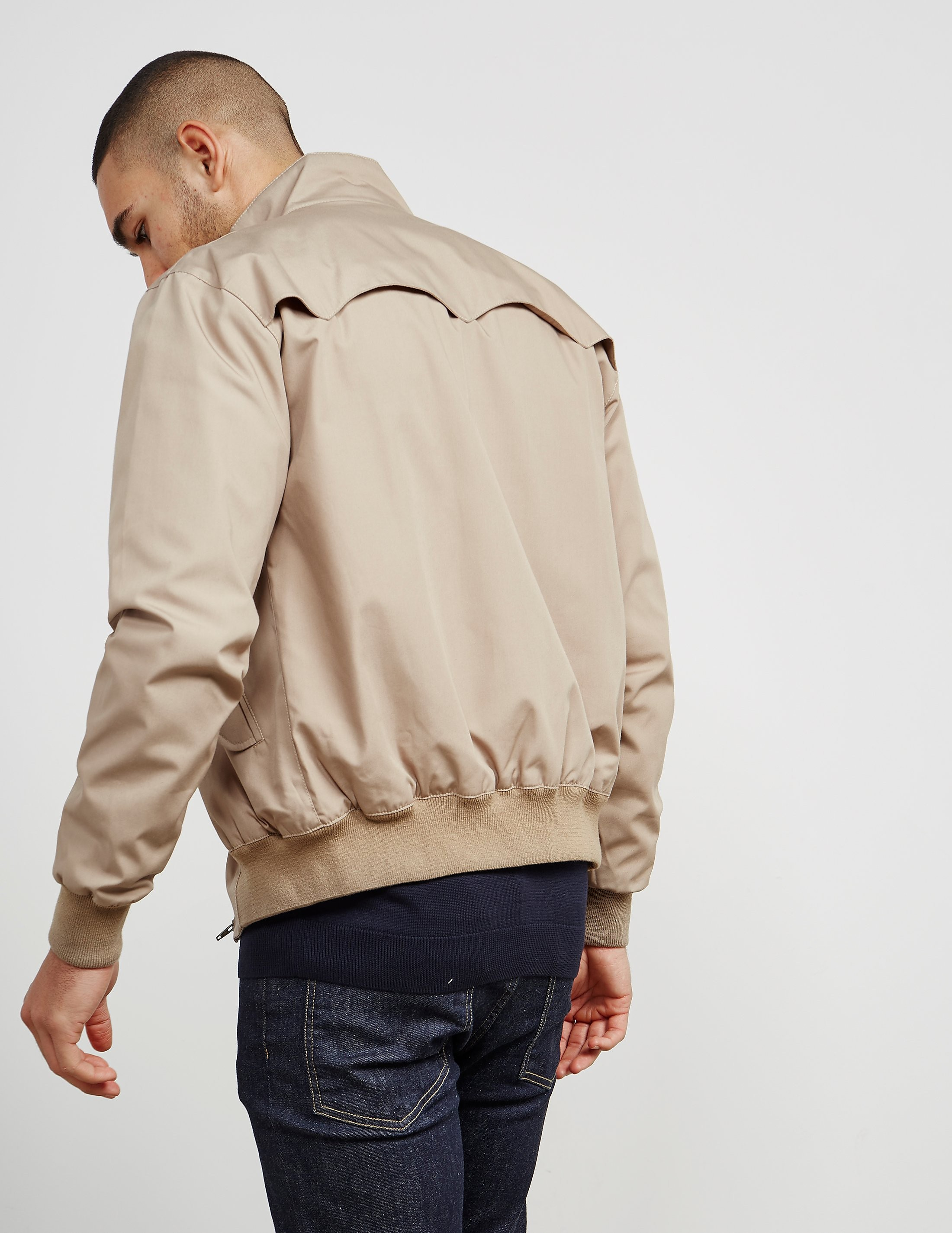 Fred Perry Reissue Harrington Jacket
