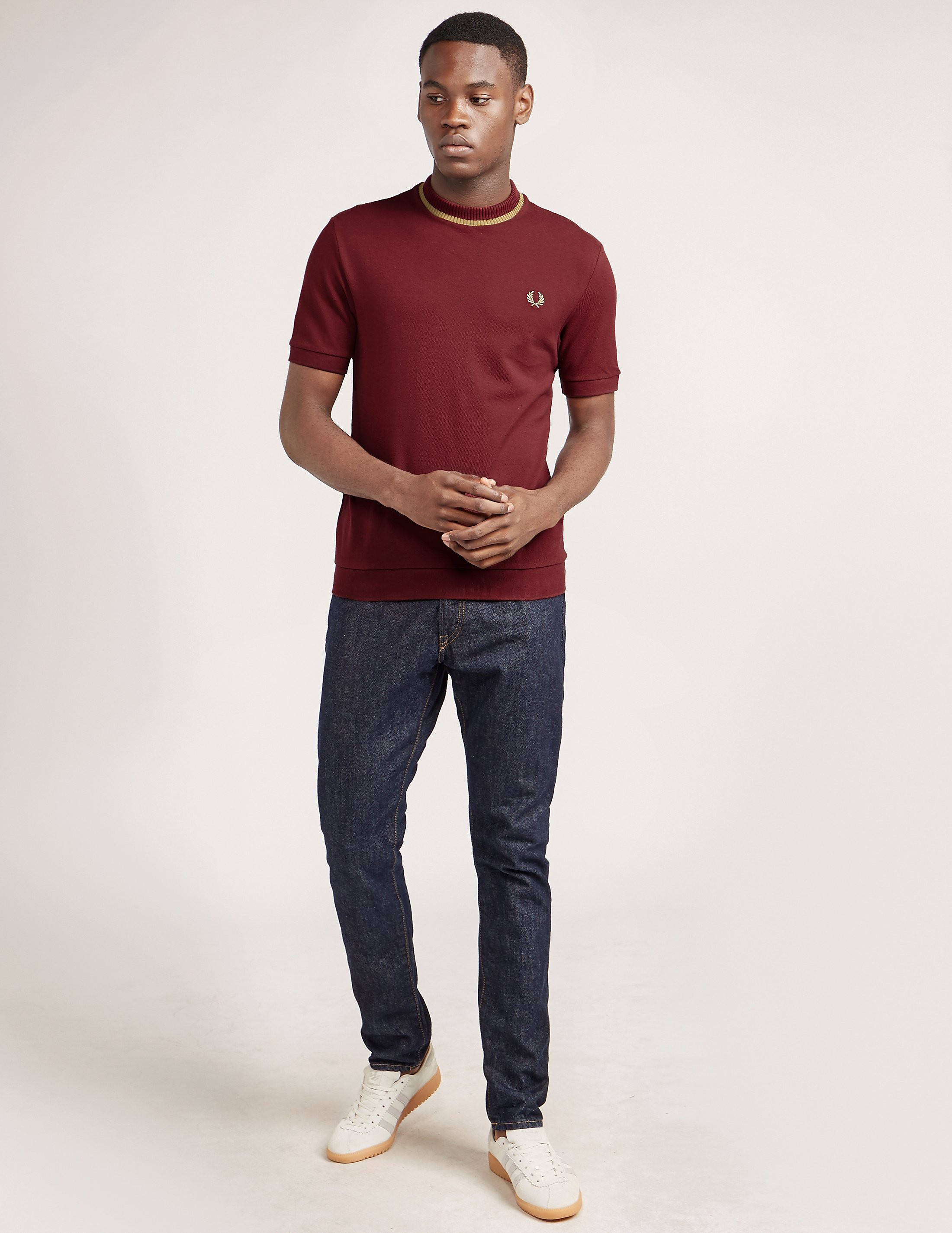 Fred Perry Reissue Short Sleeve T-Shirt
