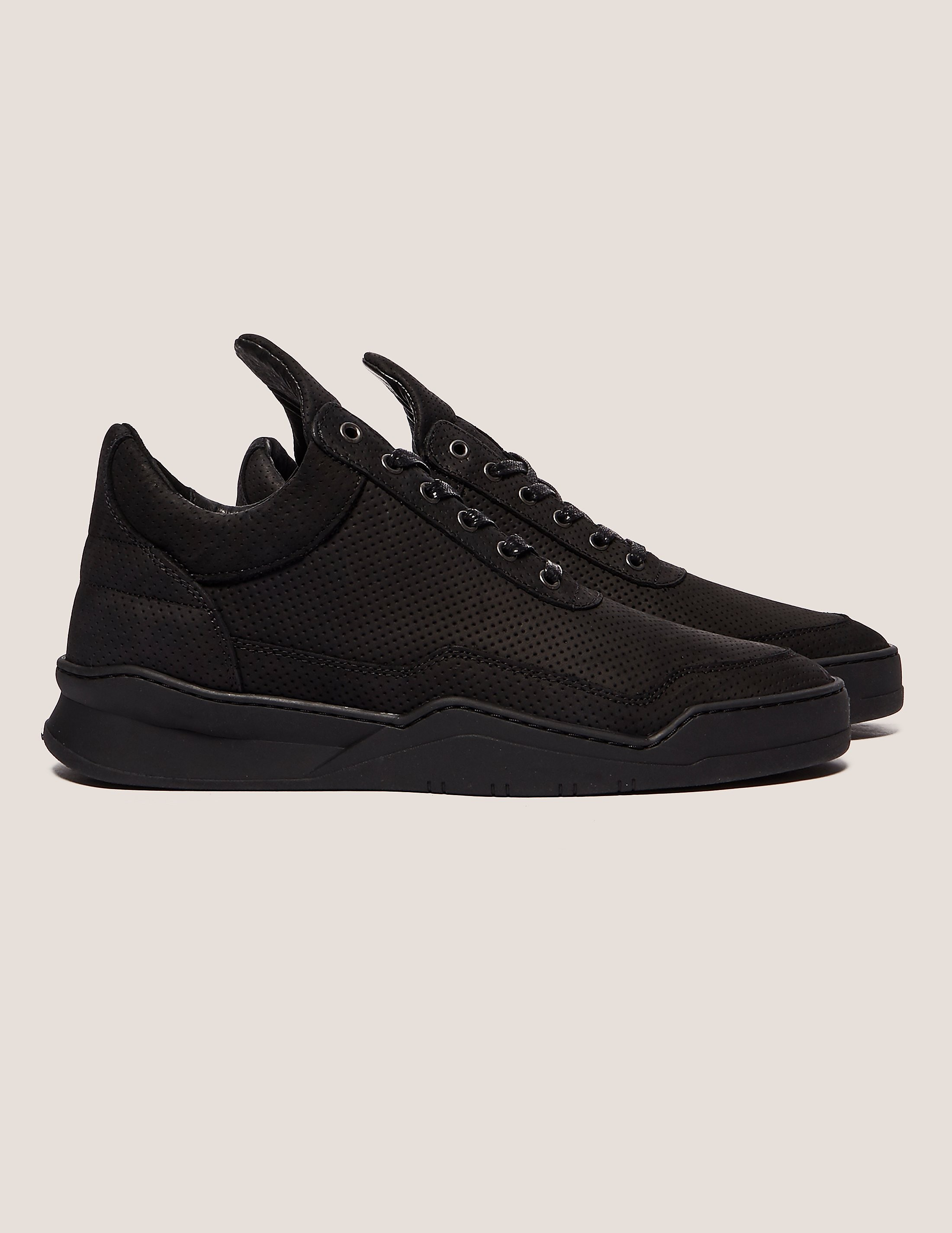 Filling Pieces Low Top Trainers