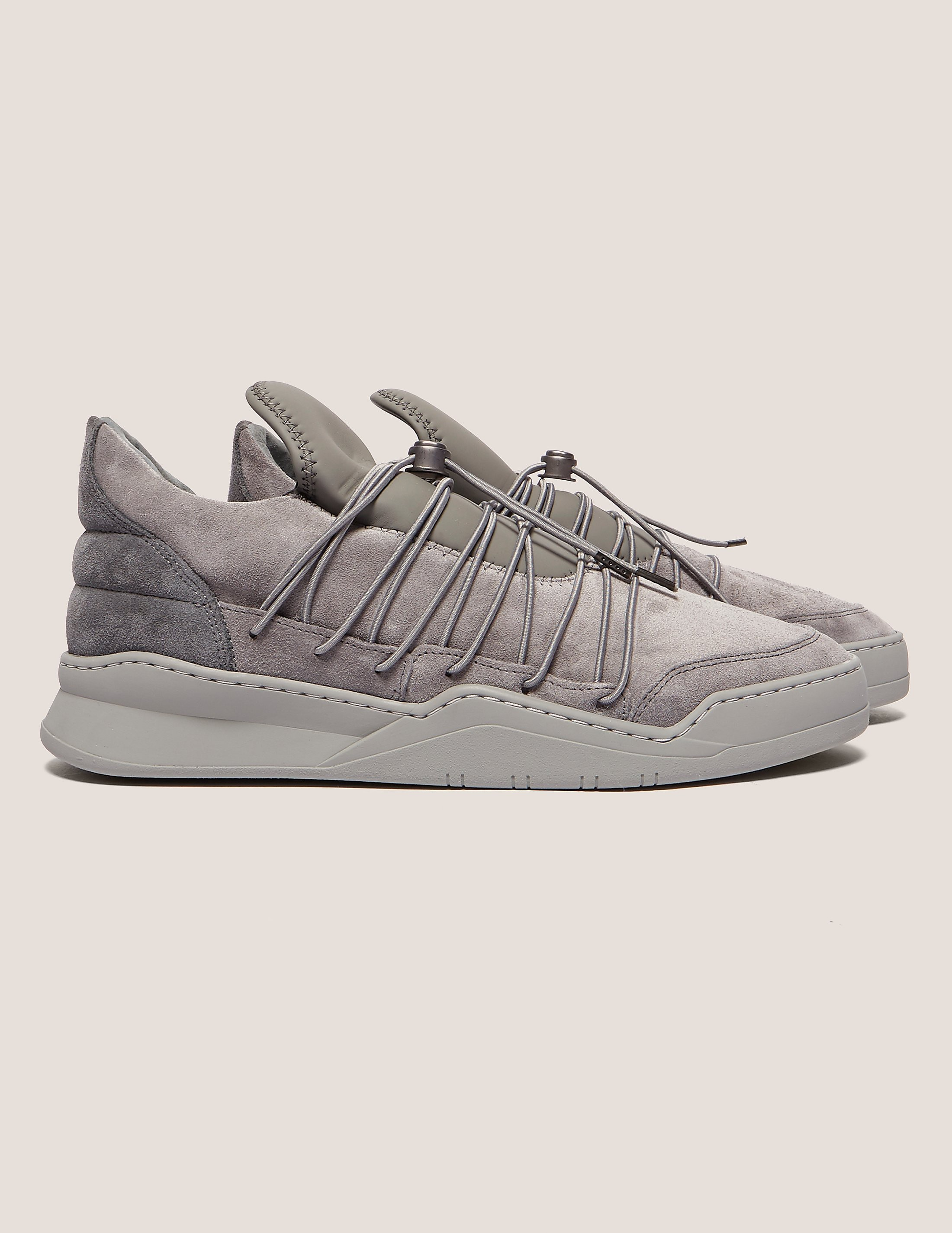 Filling Pieces Low Top Lee Trainer
