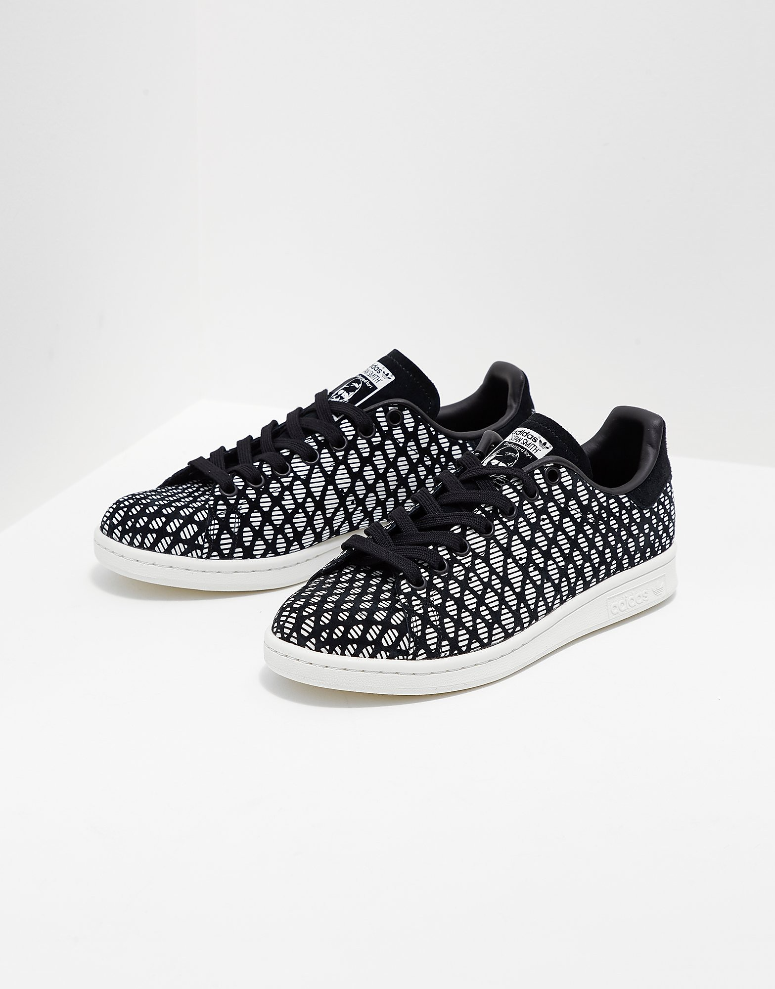 adidas Originals Stan Smith Printed Trainers