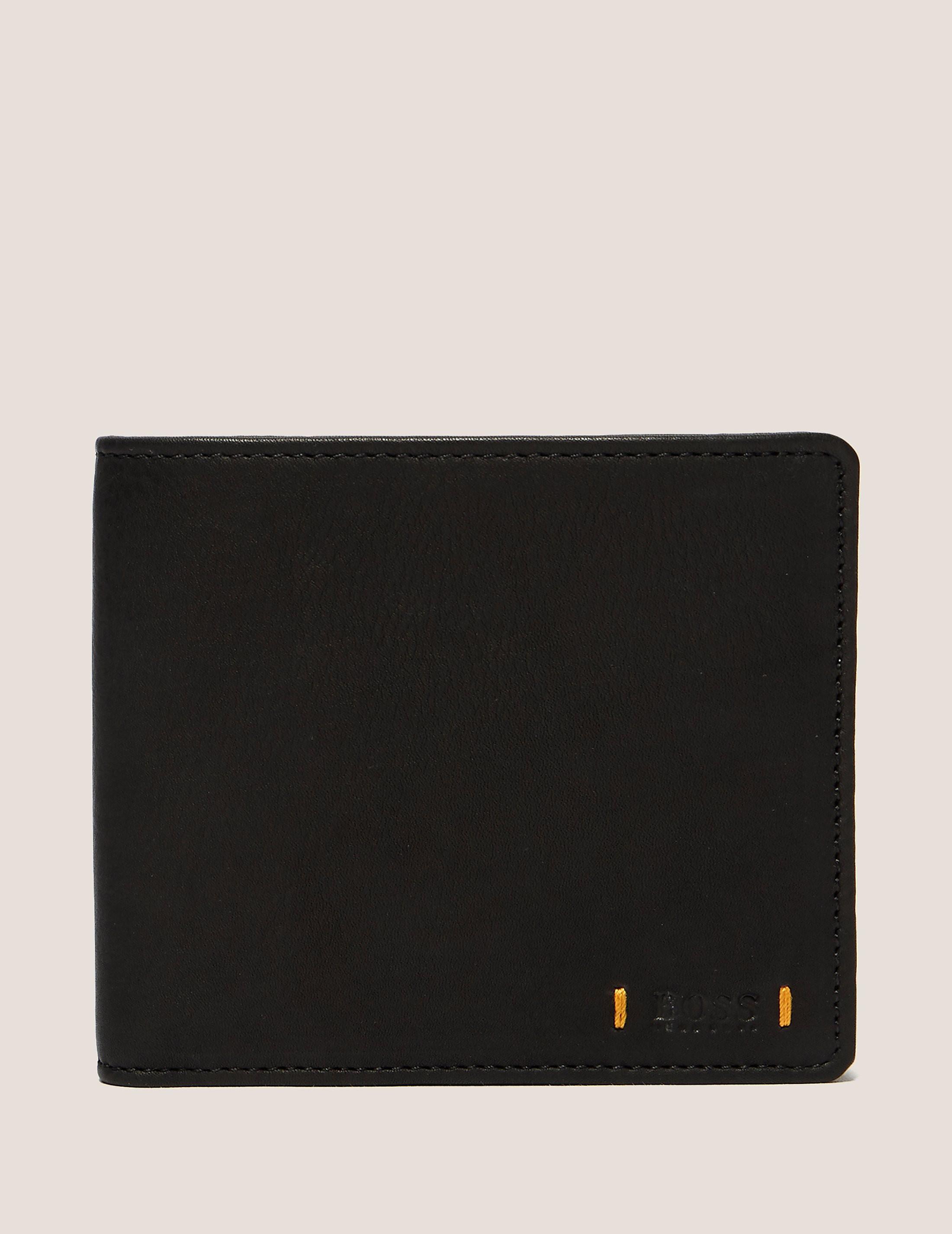 BOSS Orange City Billfold Wallet
