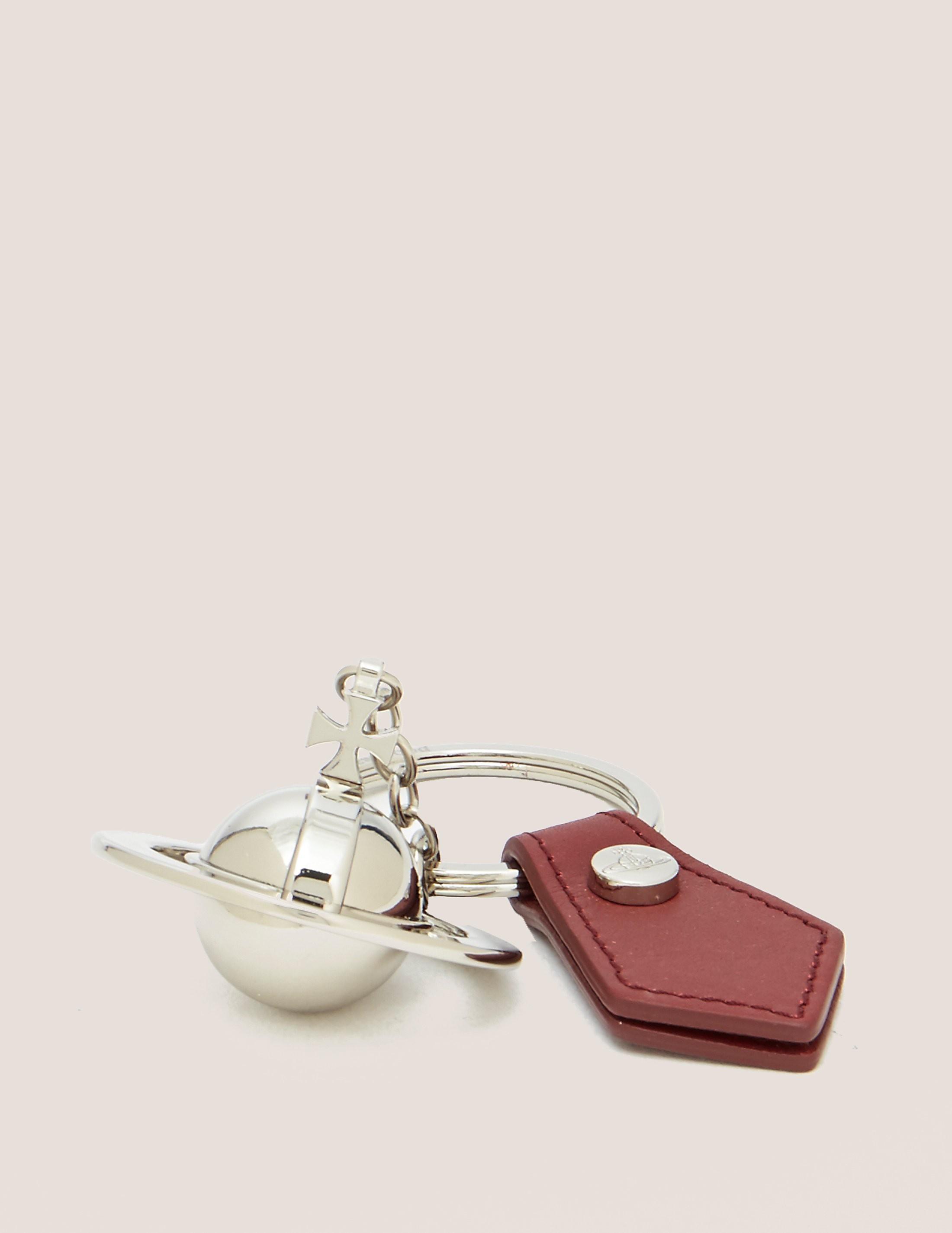 Vivienne Westwood Orb Keychain