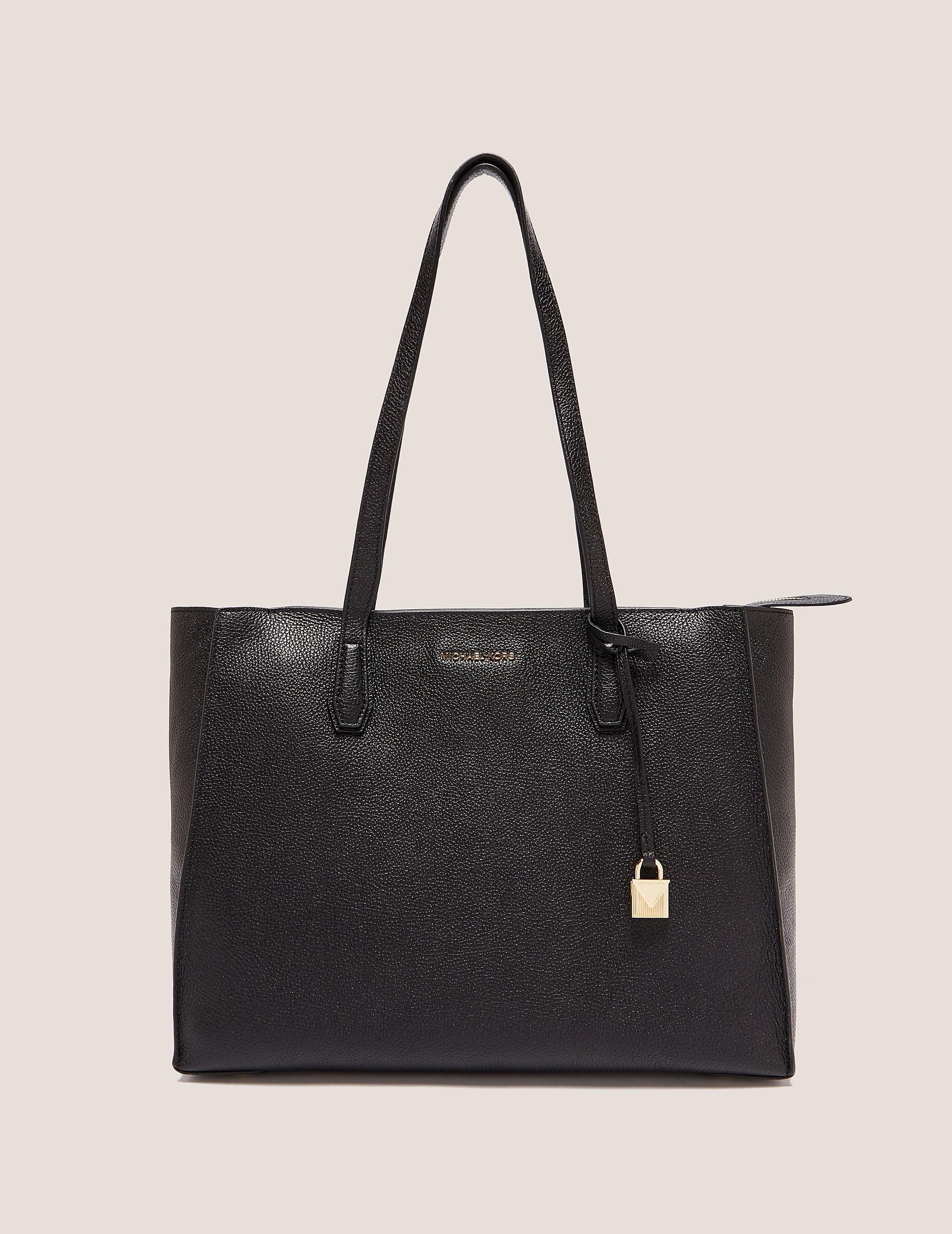 Michael Kors Mercer Top Zip Tote Bag