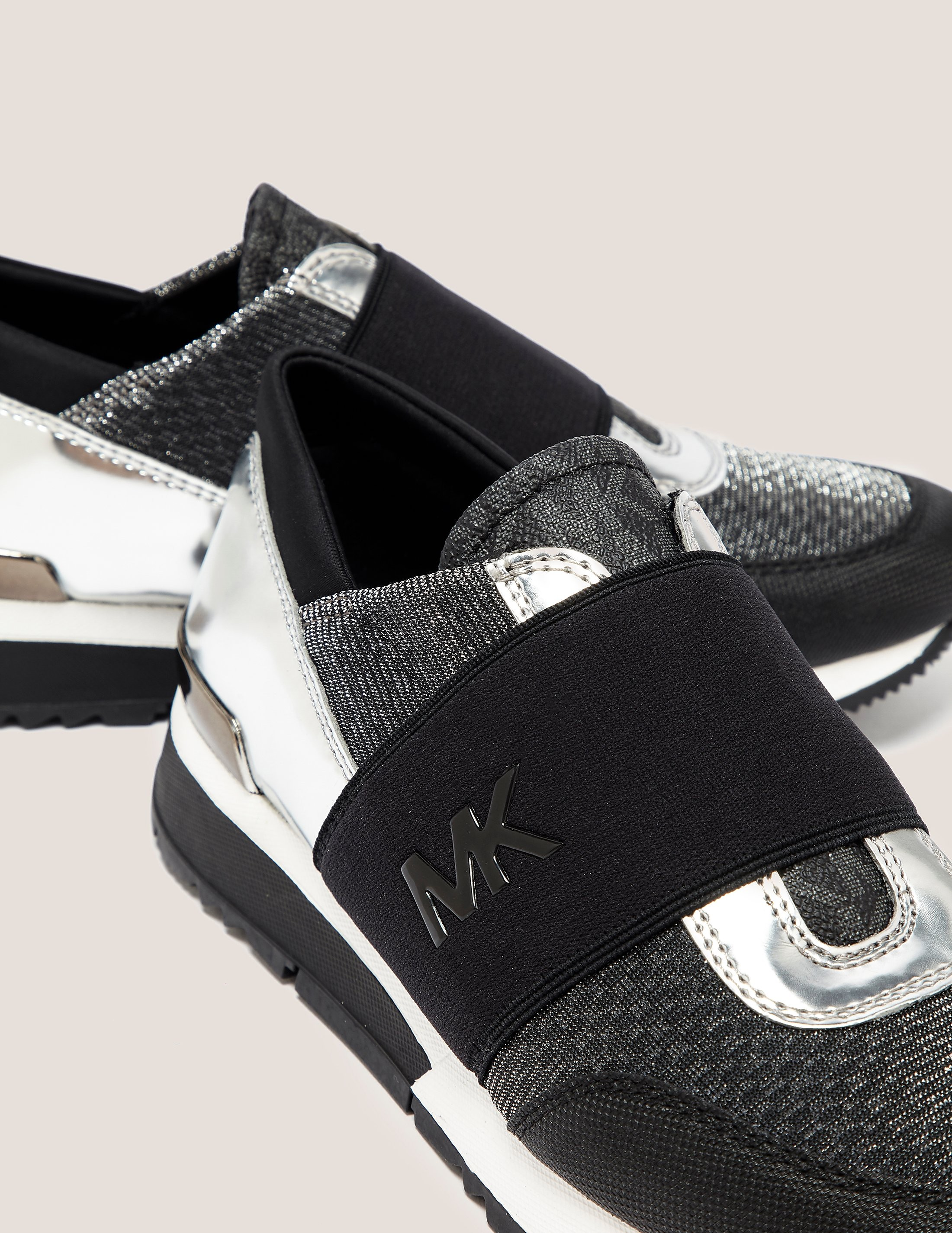 Michael Kors Slip On Trainer