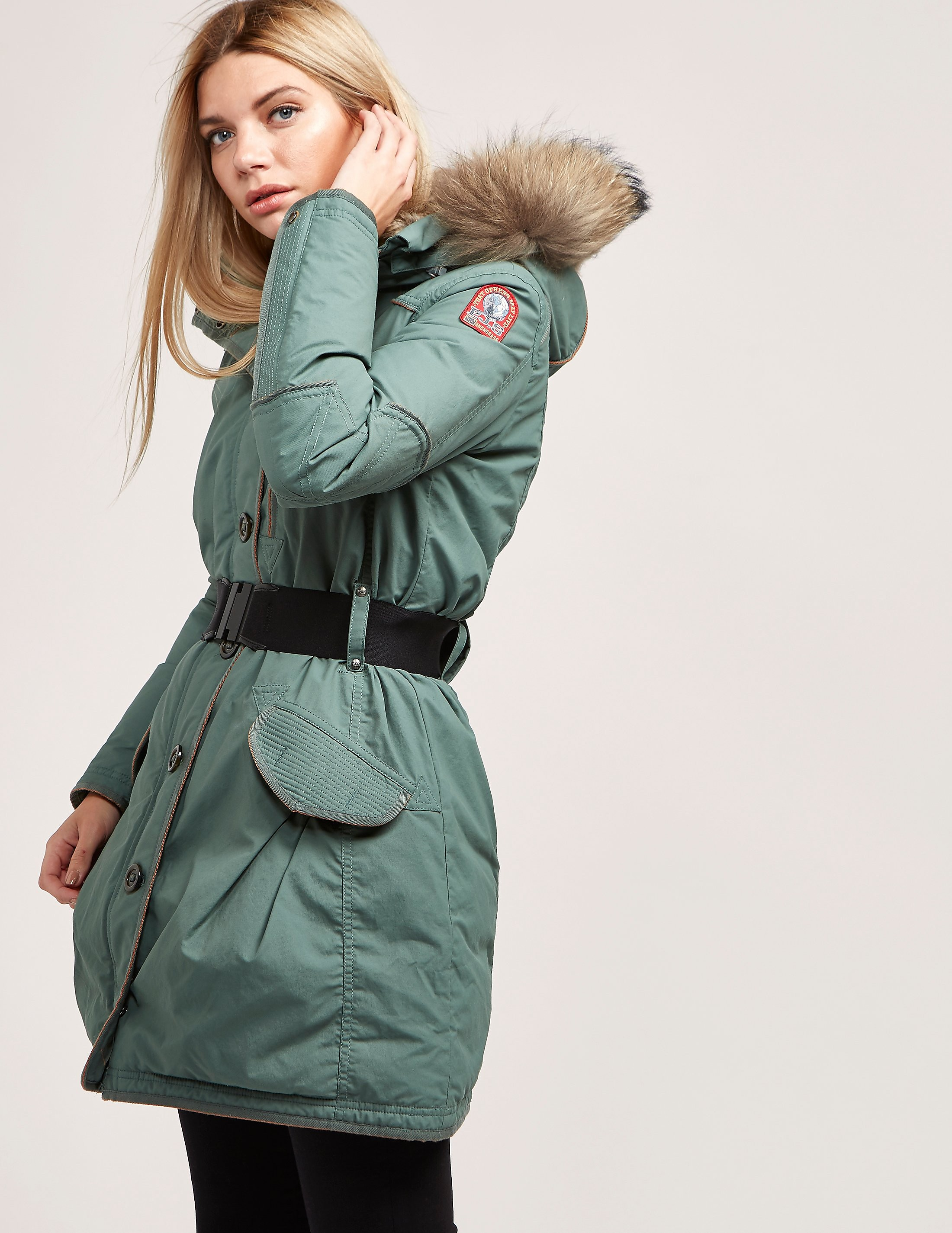 Parajumpers Borah Padded Jacket - Online Exclusive