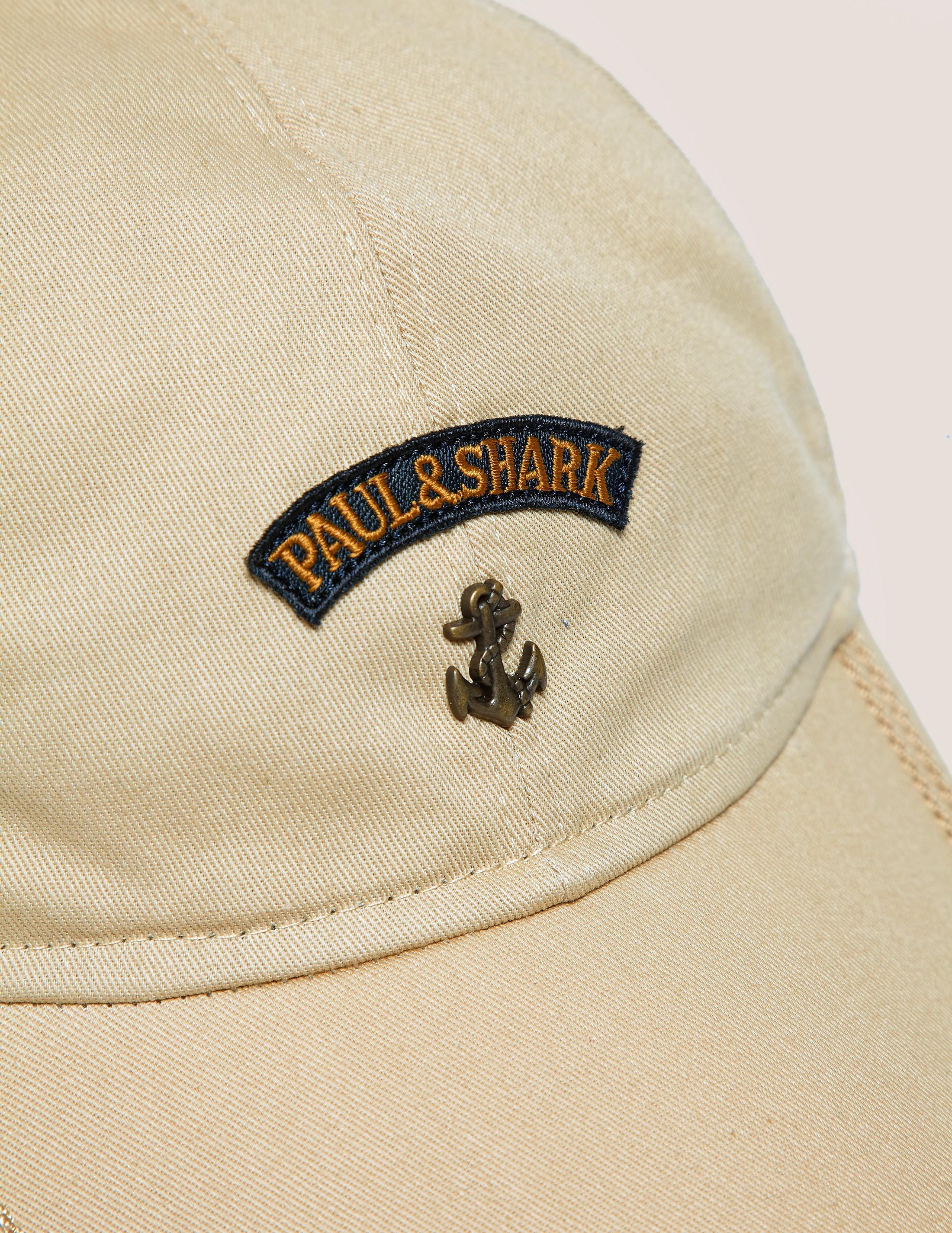 Paul and Shark Anchor Cap