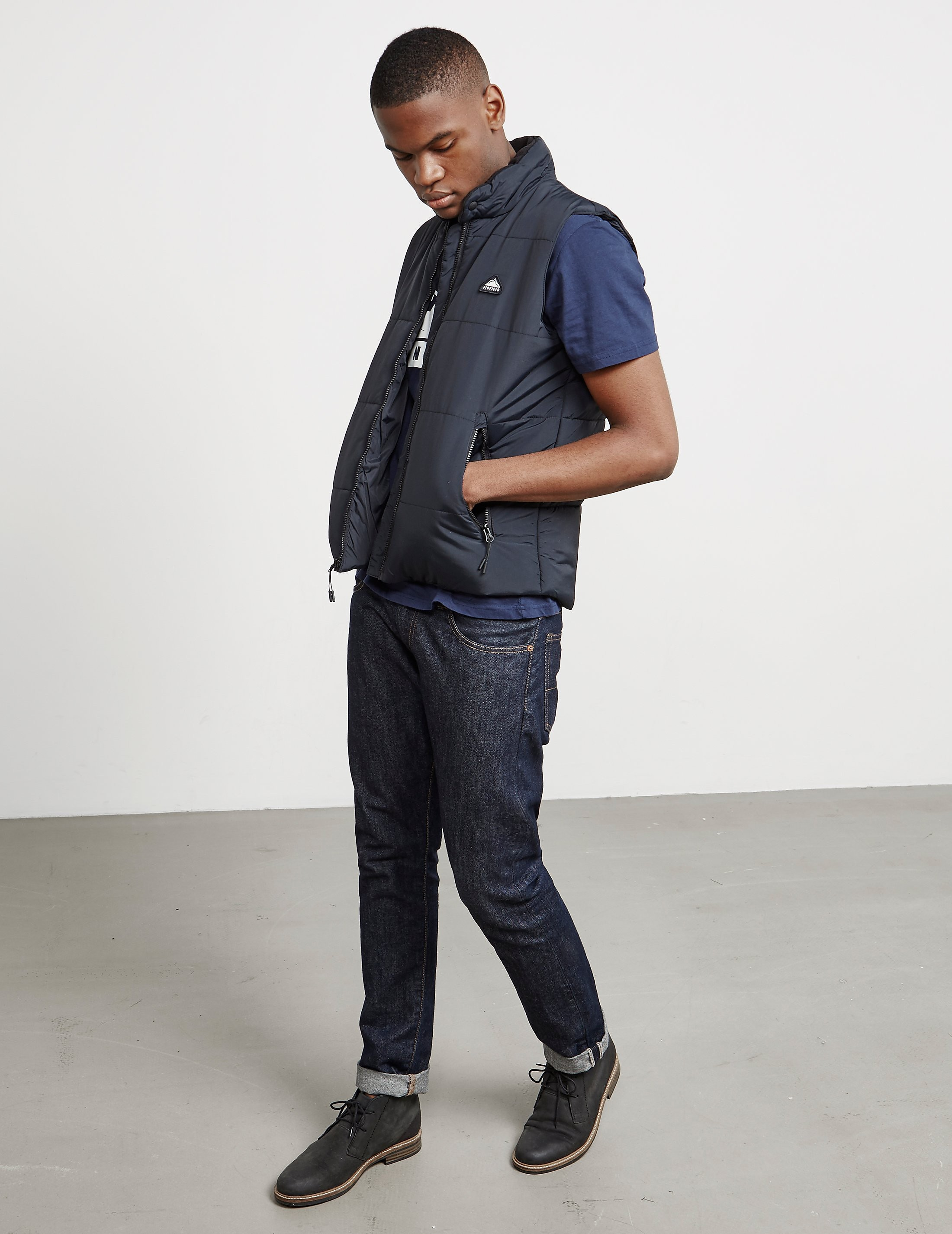 Penfield Washburn Padded Gilet - Online Exclusive