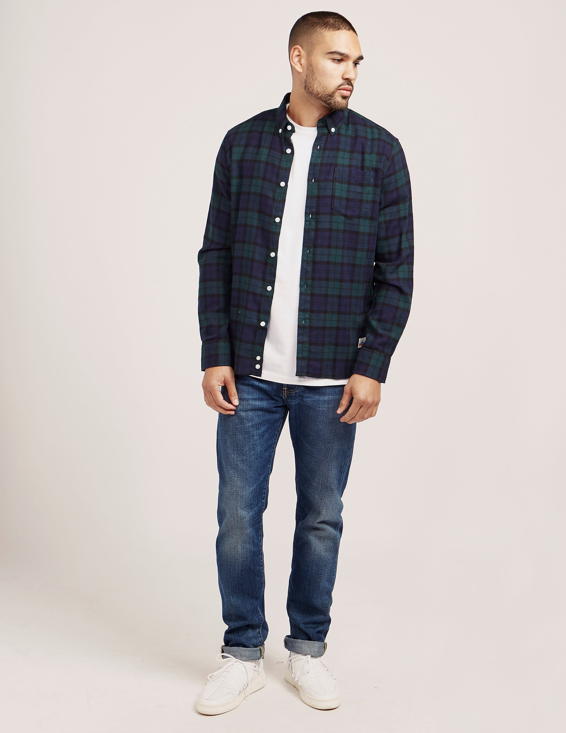 Penfield Young Blackwatch Long Sleeve Shirt