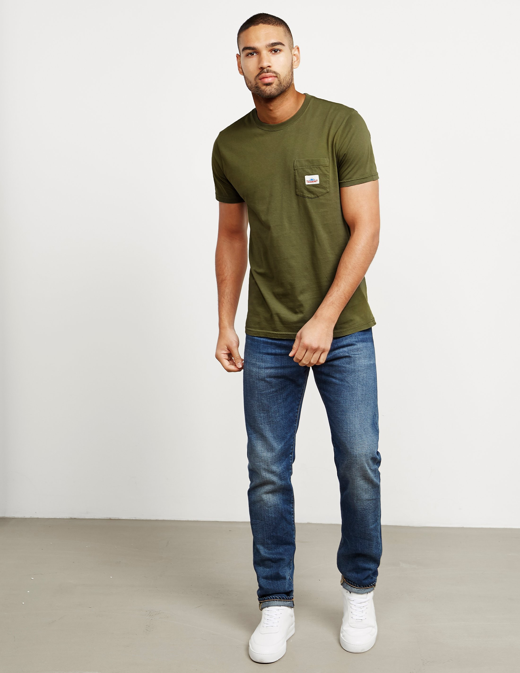 Penfield Pocket Short Sleeve T-Shirt