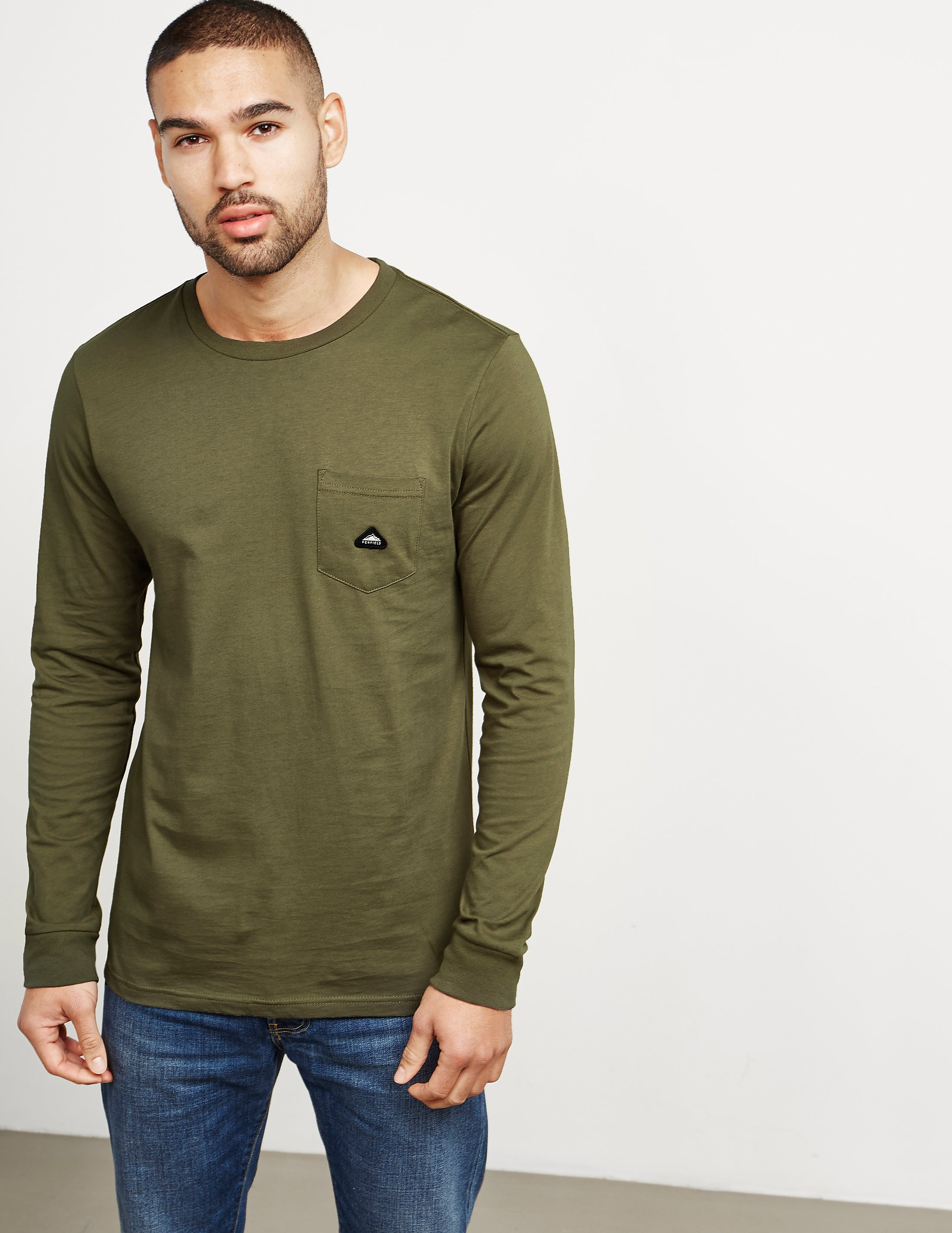Penfield Northbridge Long Sleeve T-Shirt