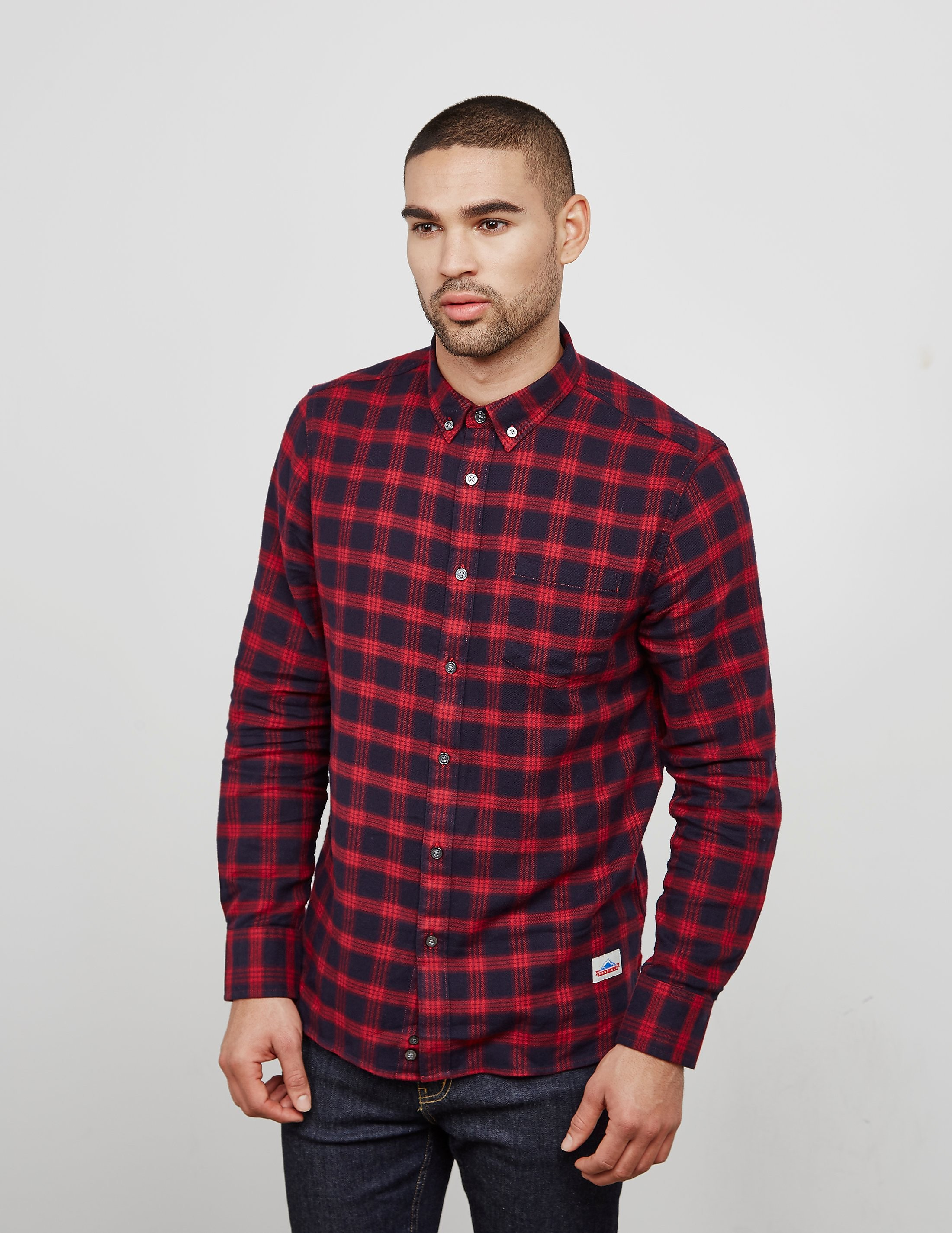 Penfield Corey Check Long Sleeve Shirt