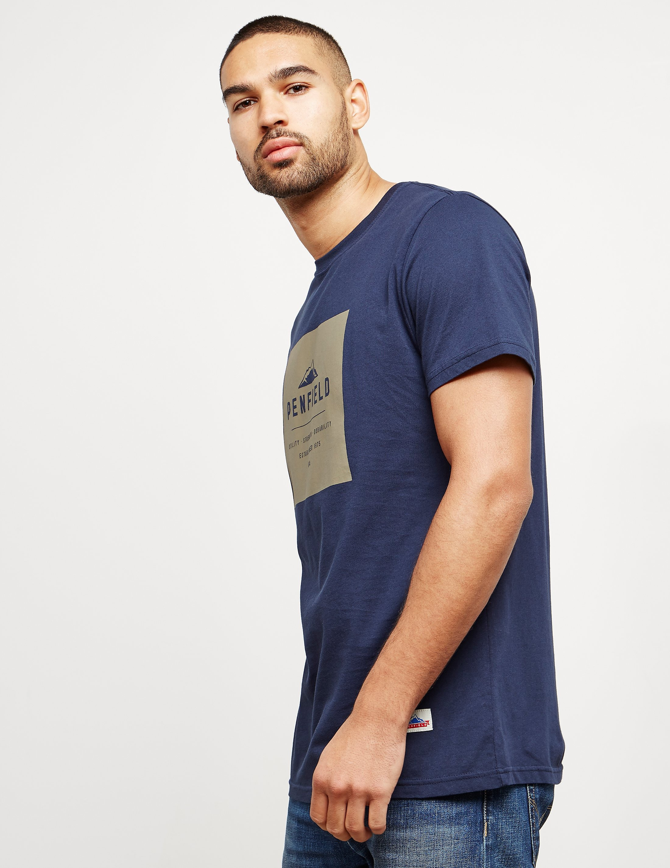 Penfield Brockton Short Sleeve T-Shirt