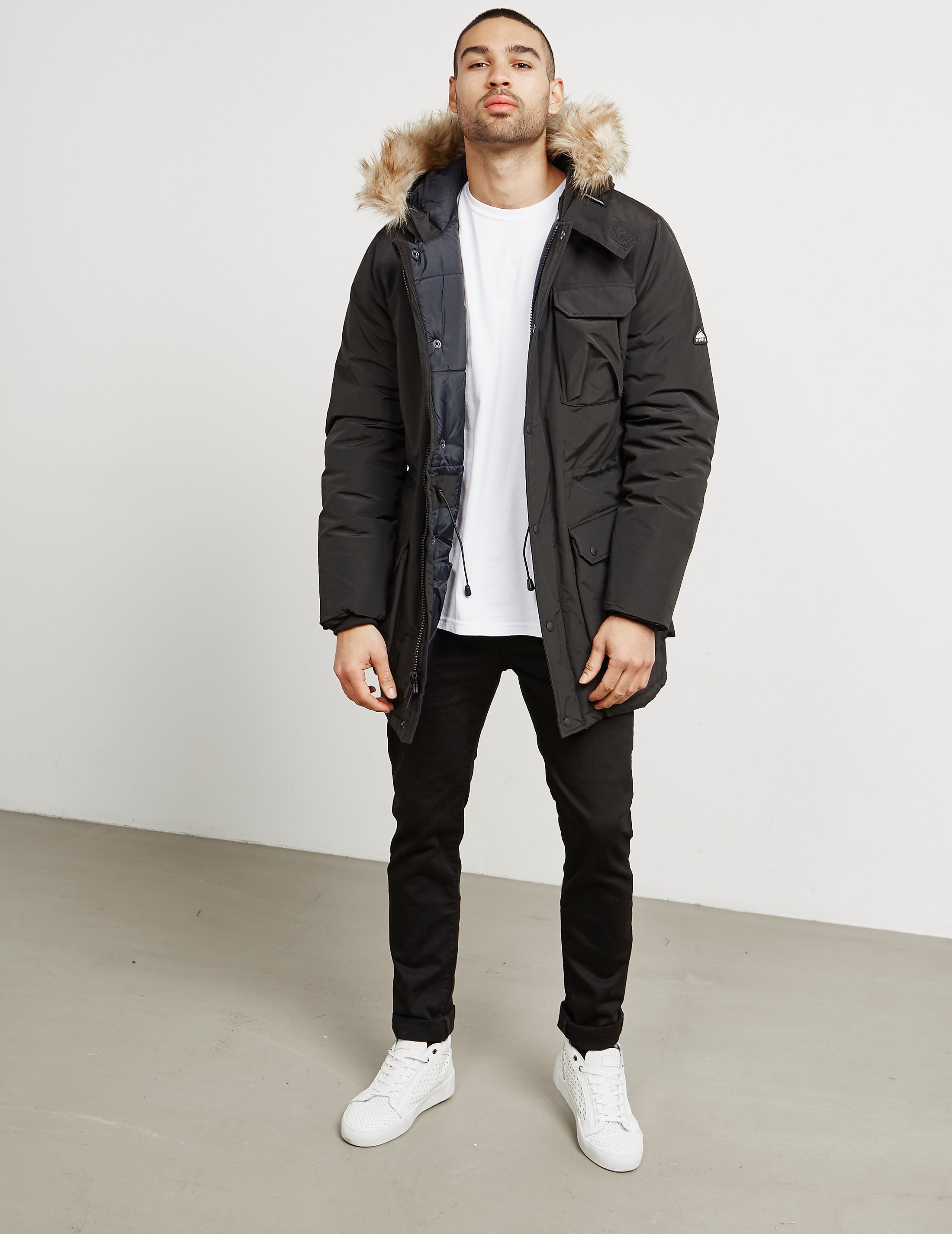 Penfield Lexington Padded Parka