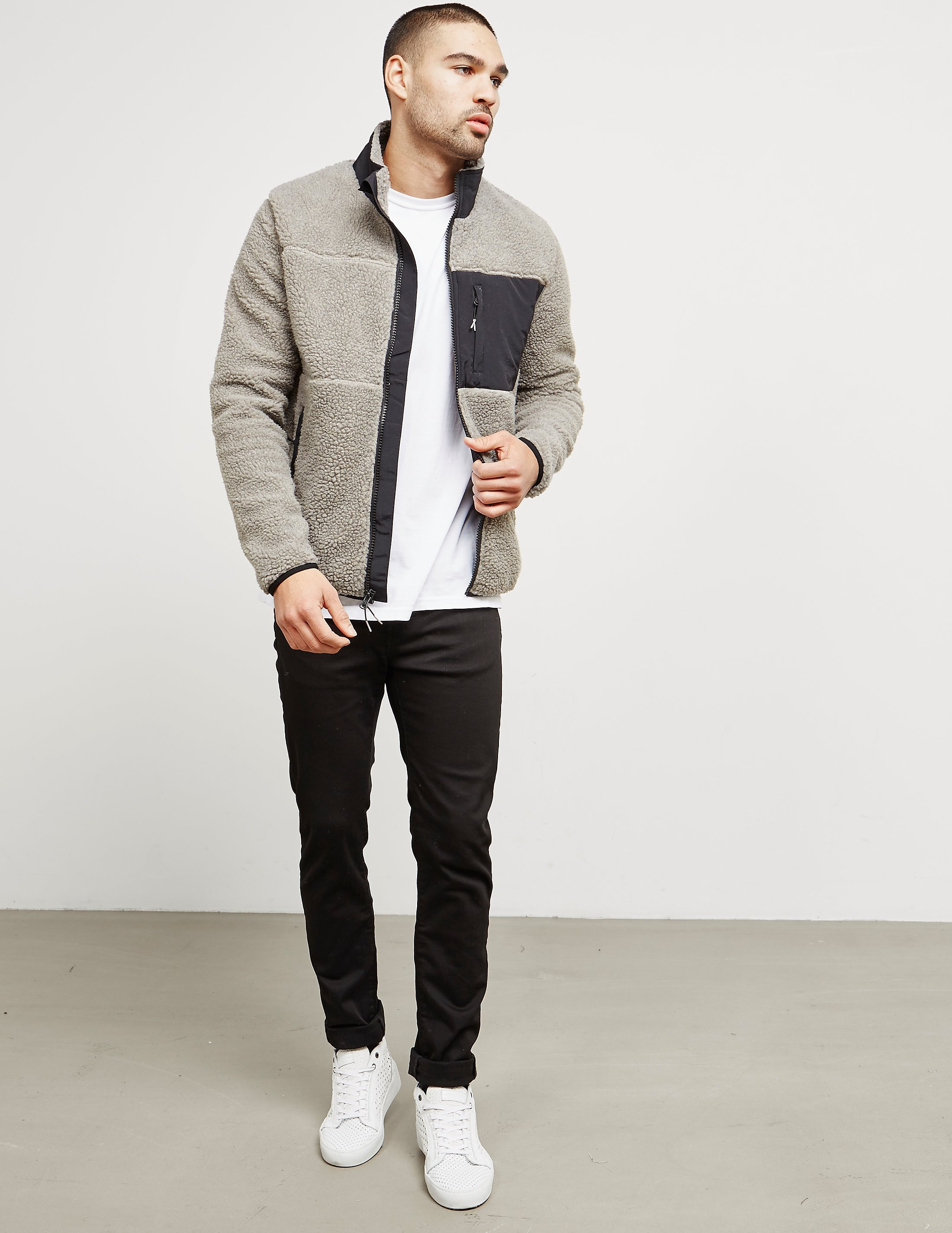 Penfield Mattawa Sherp Full Zip Sweatshirt